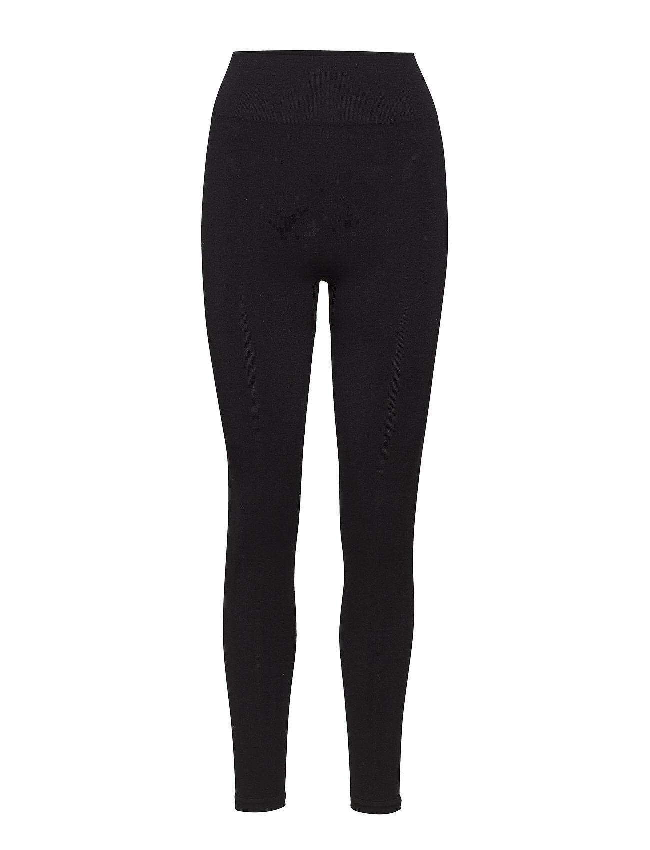 Image of Filippa K Soft Sport Seamless Compression Legging Running/training Tights Musta Filippa K Soft Sport