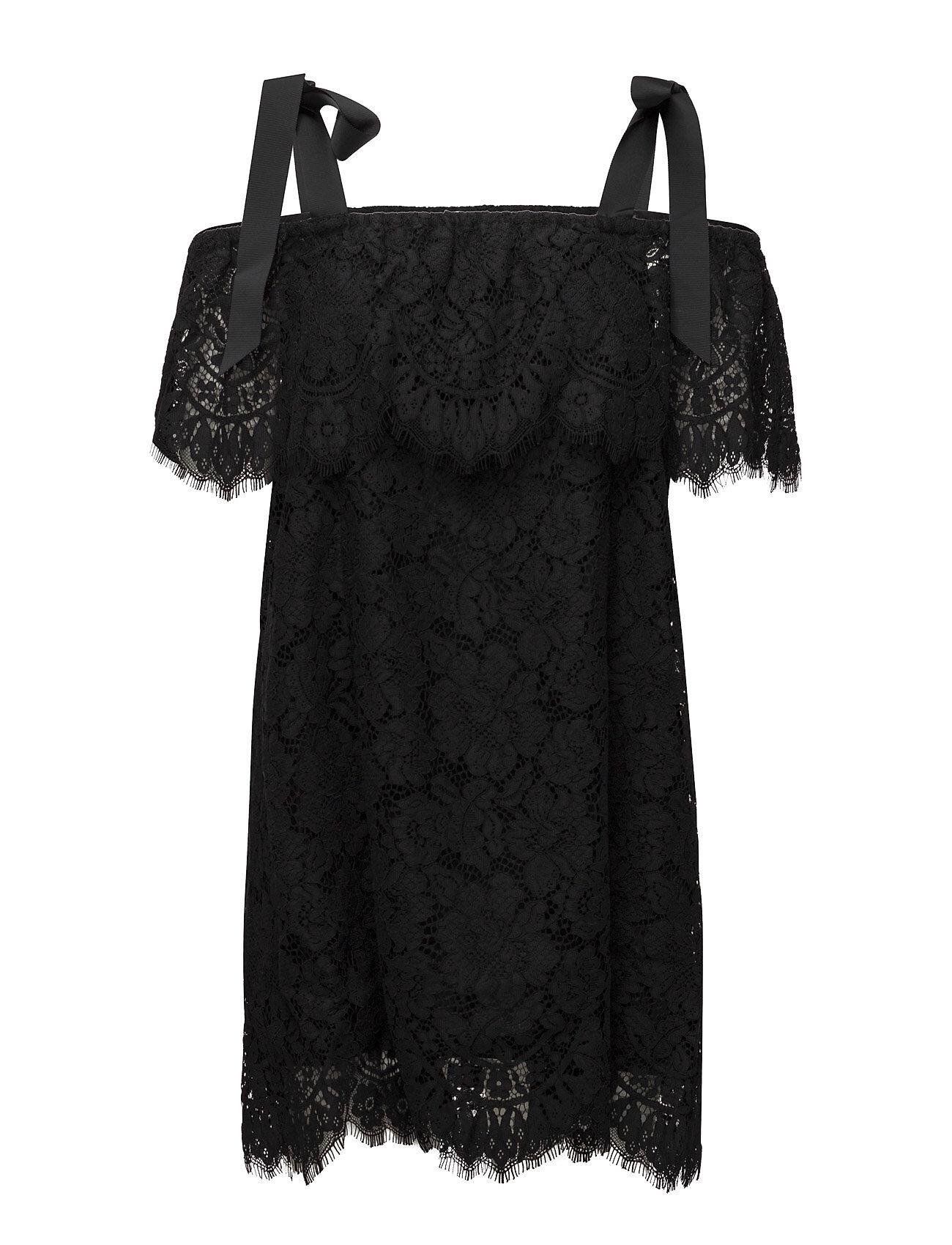 Ganni Duval Lace Dress