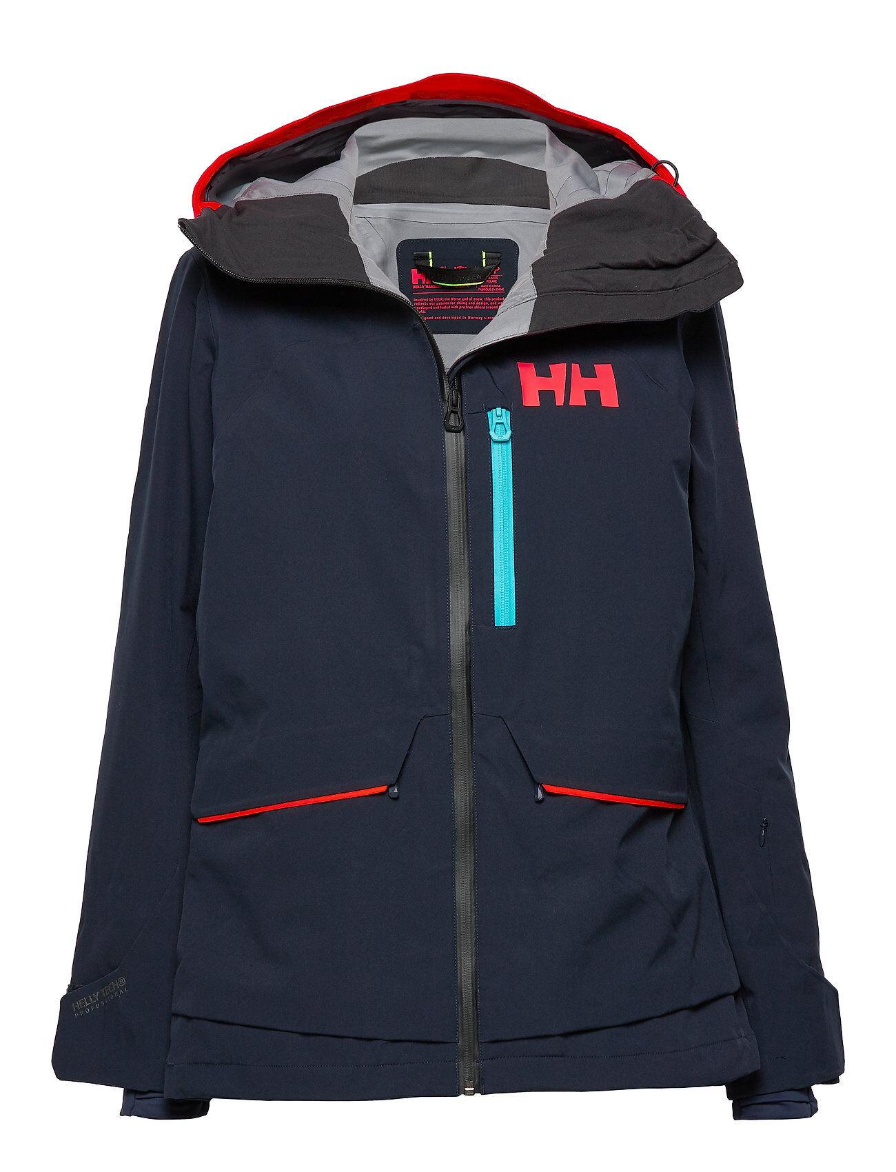 Image of Helly Hansen W Aurora Shell 2.0 Jacket Outerwear Sport Jackets Sininen Helly Hansen