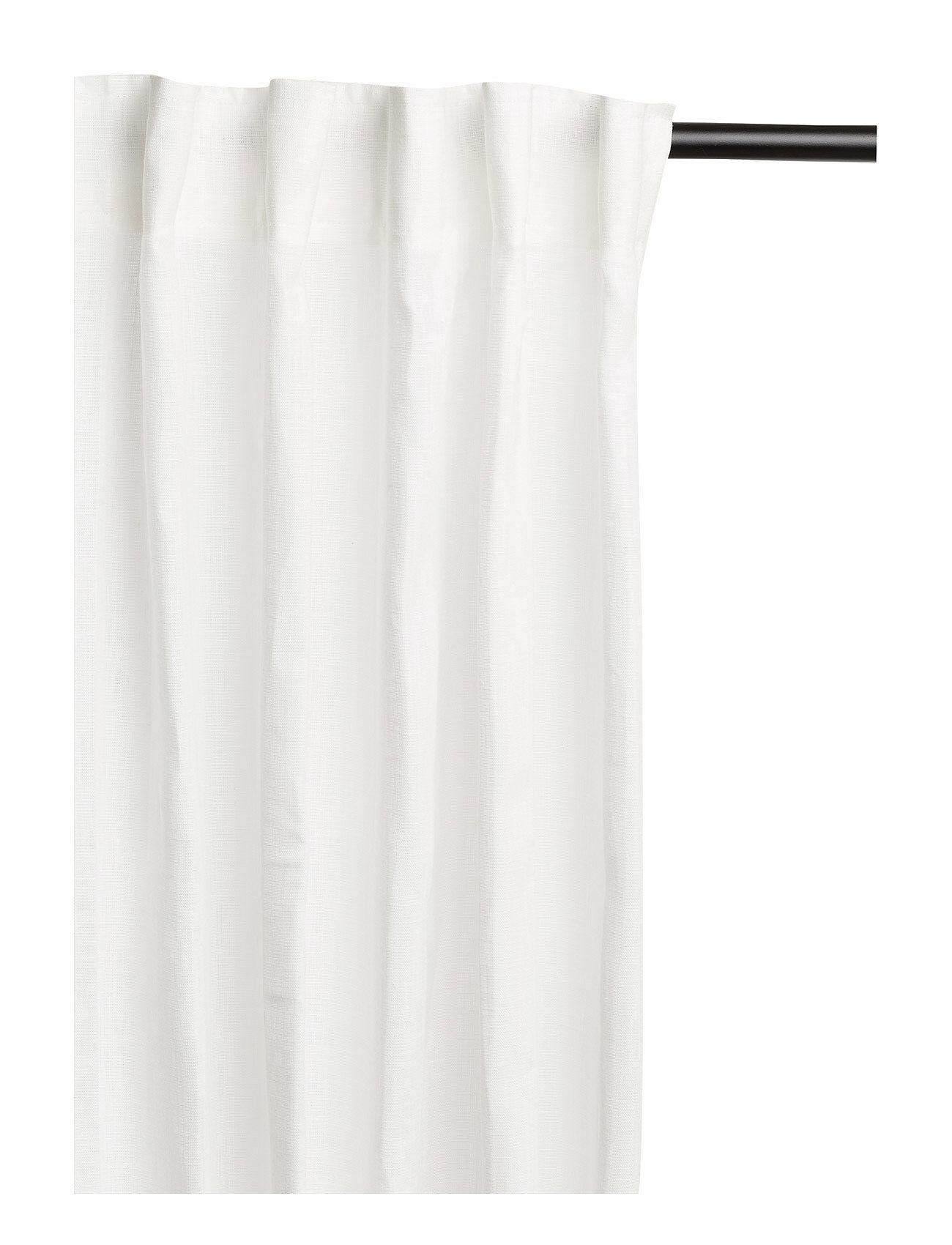 Himla Lilja Curtain With Headingtape Home Living Room Curtains Valkoinen Himla