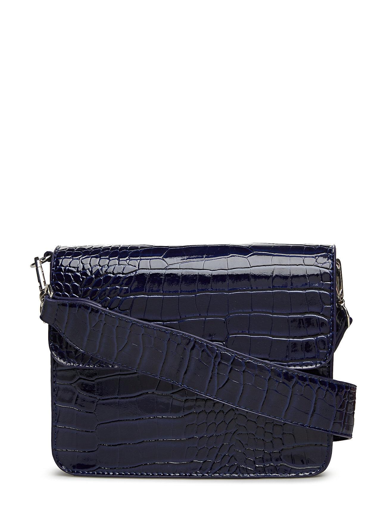 Hvisk Cayman Shiny Strap Bag