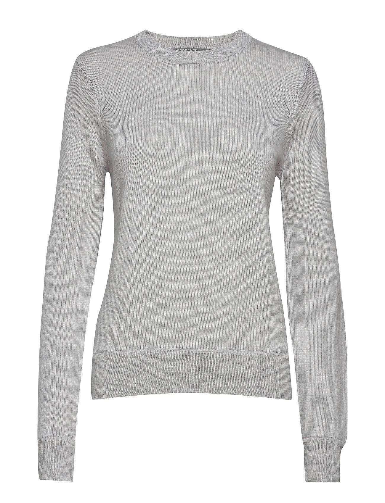 Icebreaker Wmns Muster Crewe Sweater