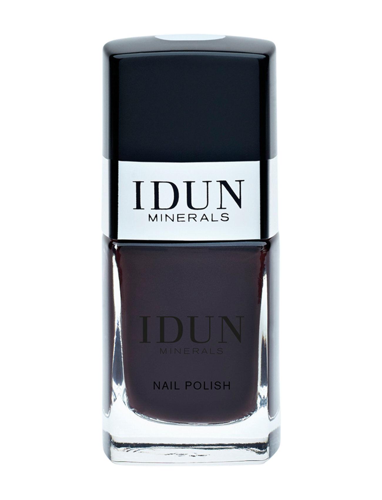 IDUN Minerals Nailpolish Granat