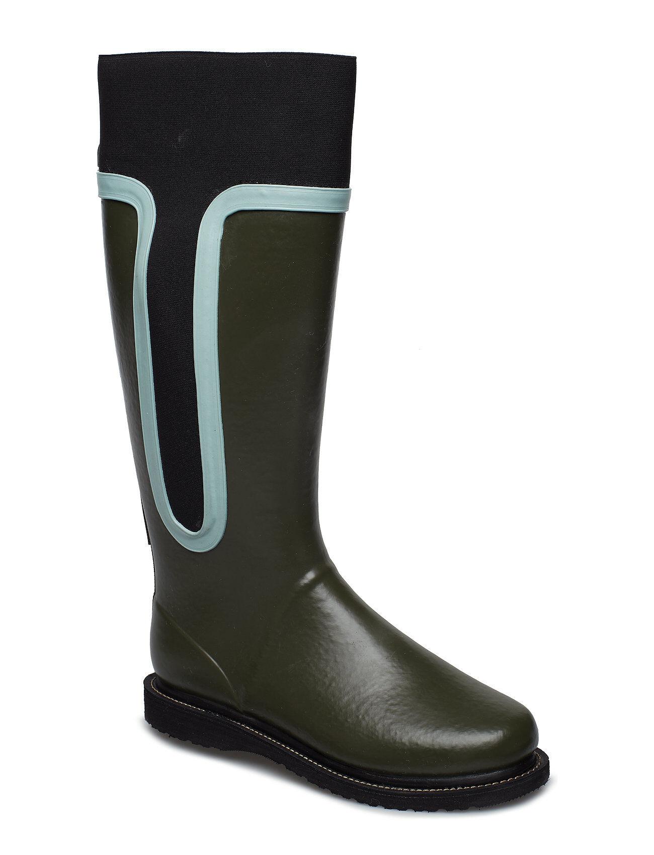 Ilse Jacobsen High Rubber Boot