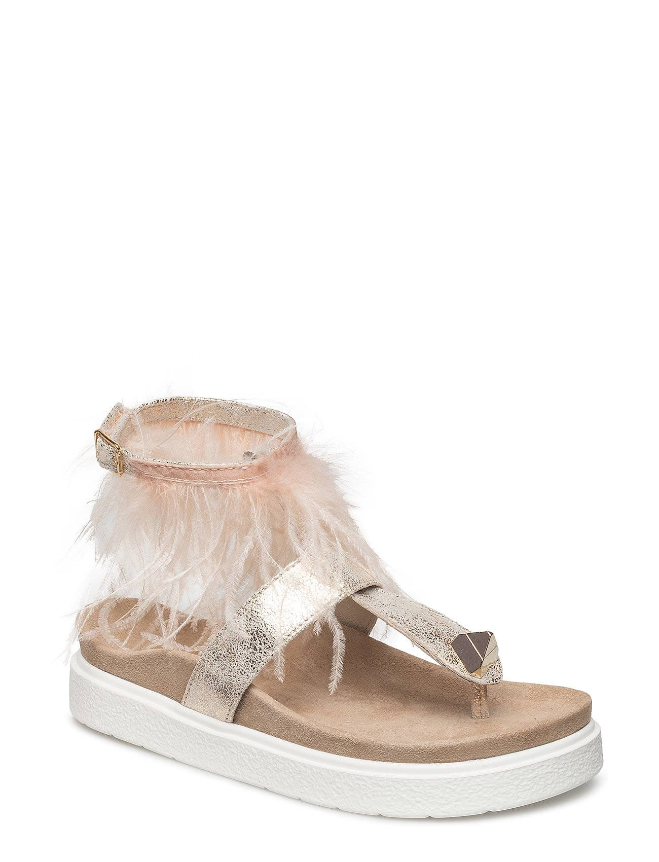 Inuikii Sandal Ankle Feathers
