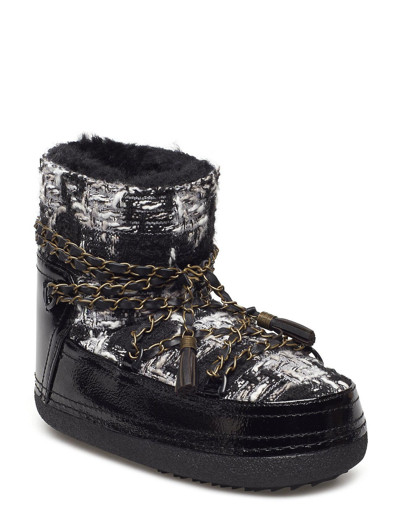 Inuikii Boot English Tartan Chain Laces