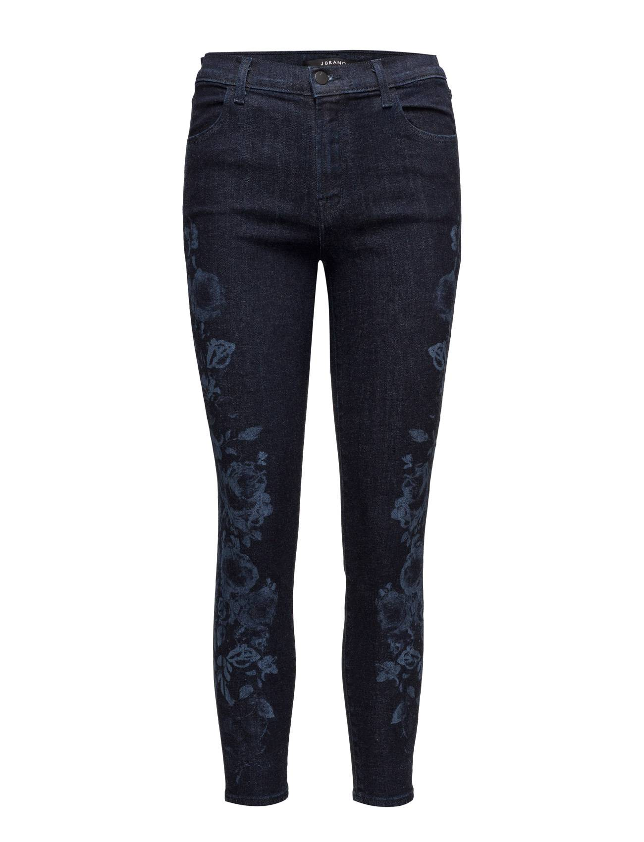 J brand T152 Alana High Rise Cropped Skinny