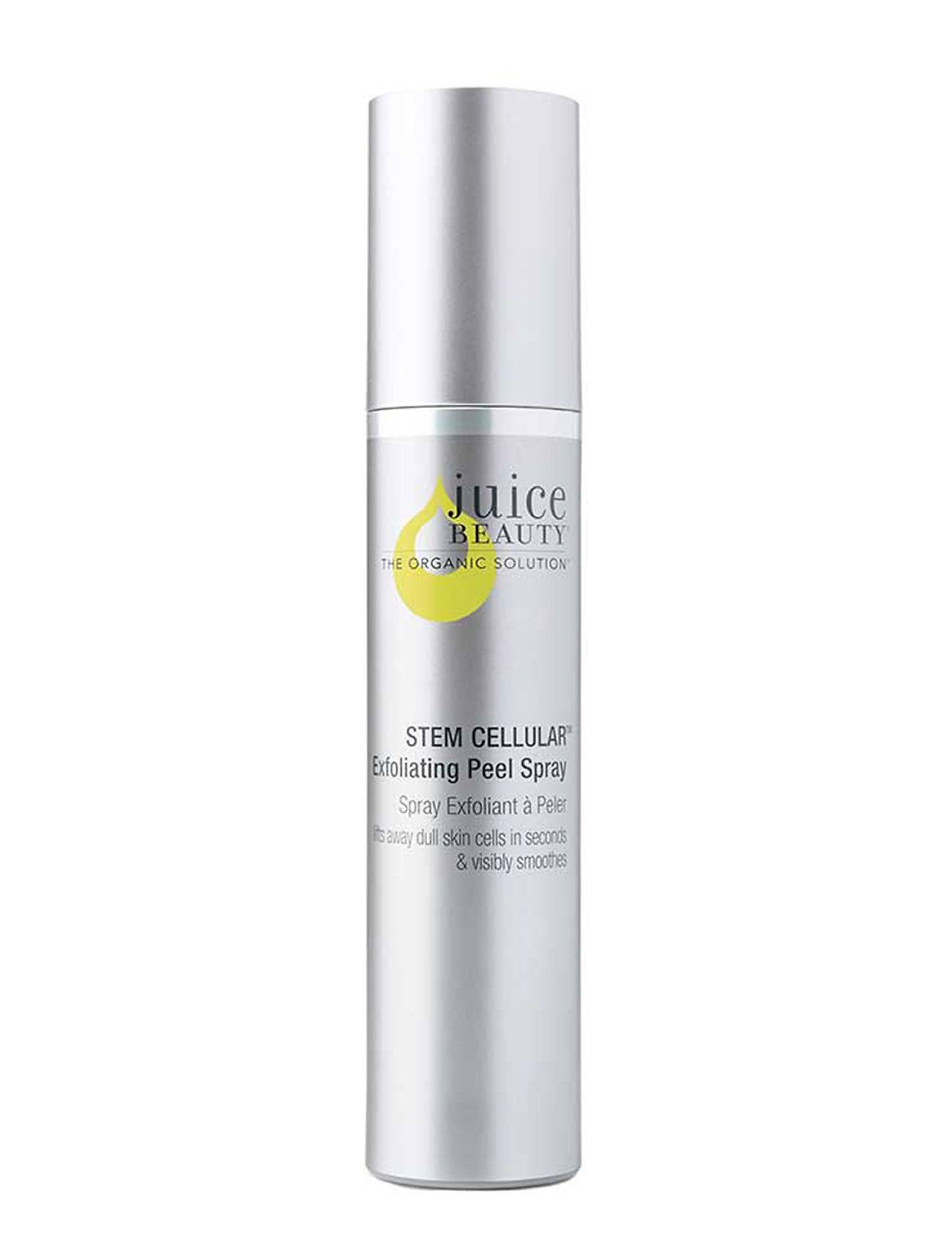 Juice Beauty Stem Cellular™ Exfoliating Peel Spray Kuorinta-aine Kasvojen Kuorinta Nude Juice Beauty