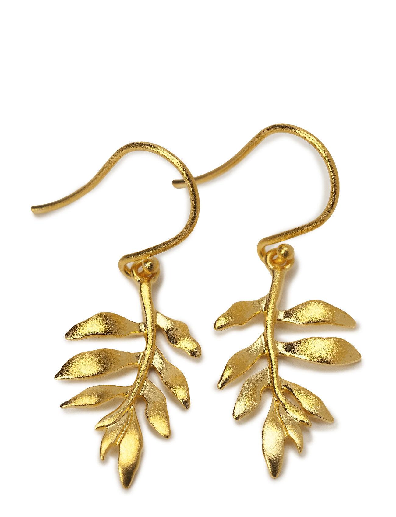 Julie Sandlau Little Tree Of Life Earring - Gold