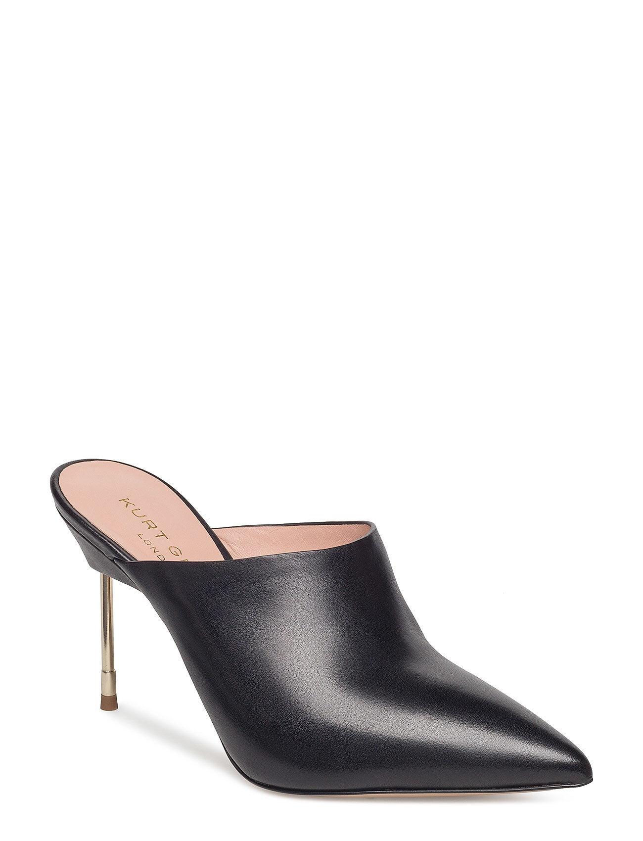 Kurt Geiger London Berner 90 Shoes Mules & Slip-ins Pumps Classic Musta Kurt Geiger London