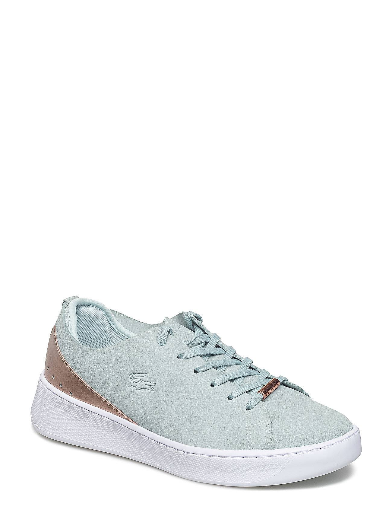 Image of Lacoste Shoes Eyyla 218 2 Qsp Matalavartiset Sneakerit Tennarit Sininen Lacoste Shoes