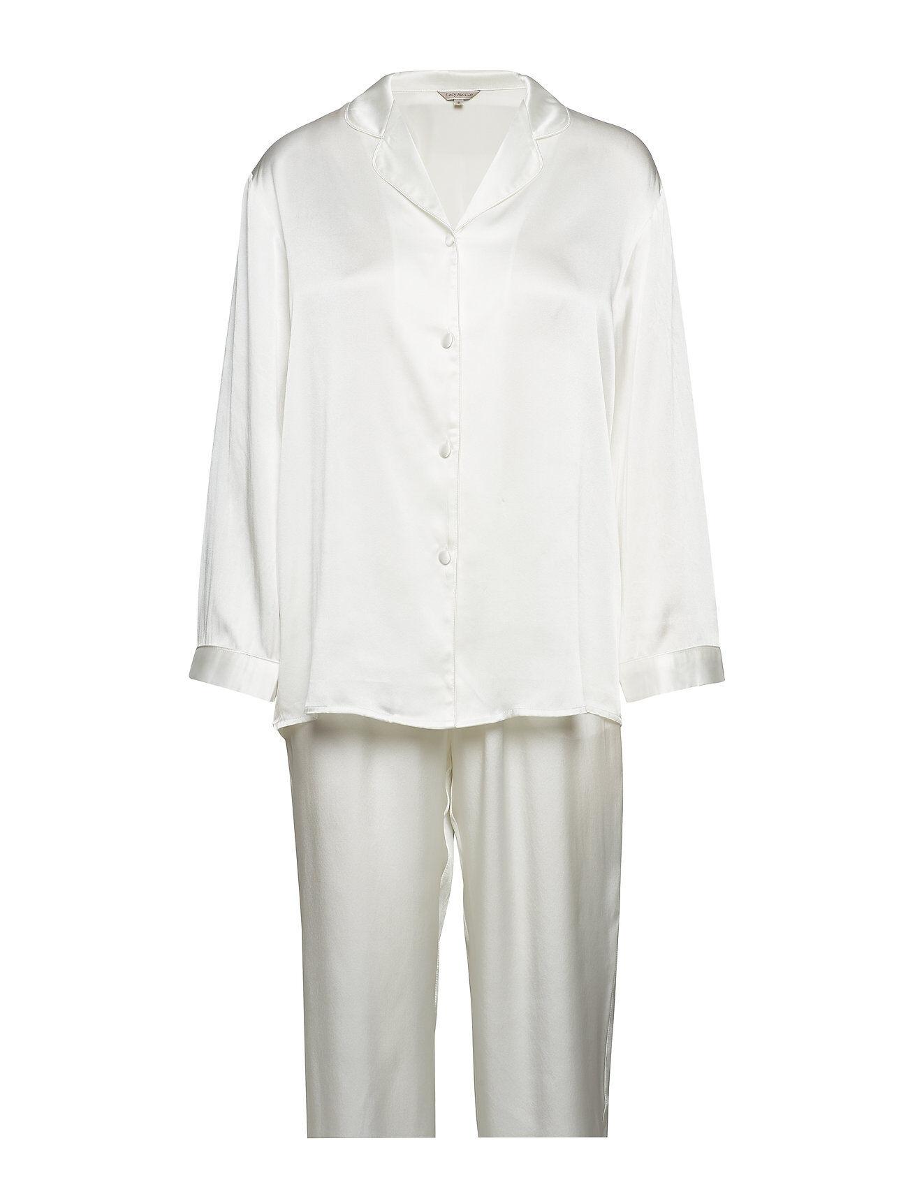 Lady Avenue Pure Silk - Basic Pyjamas
