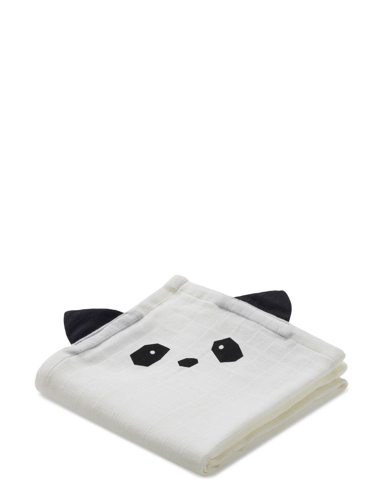 Liewood Hannah Muslin Cloth Panda 2 Pack