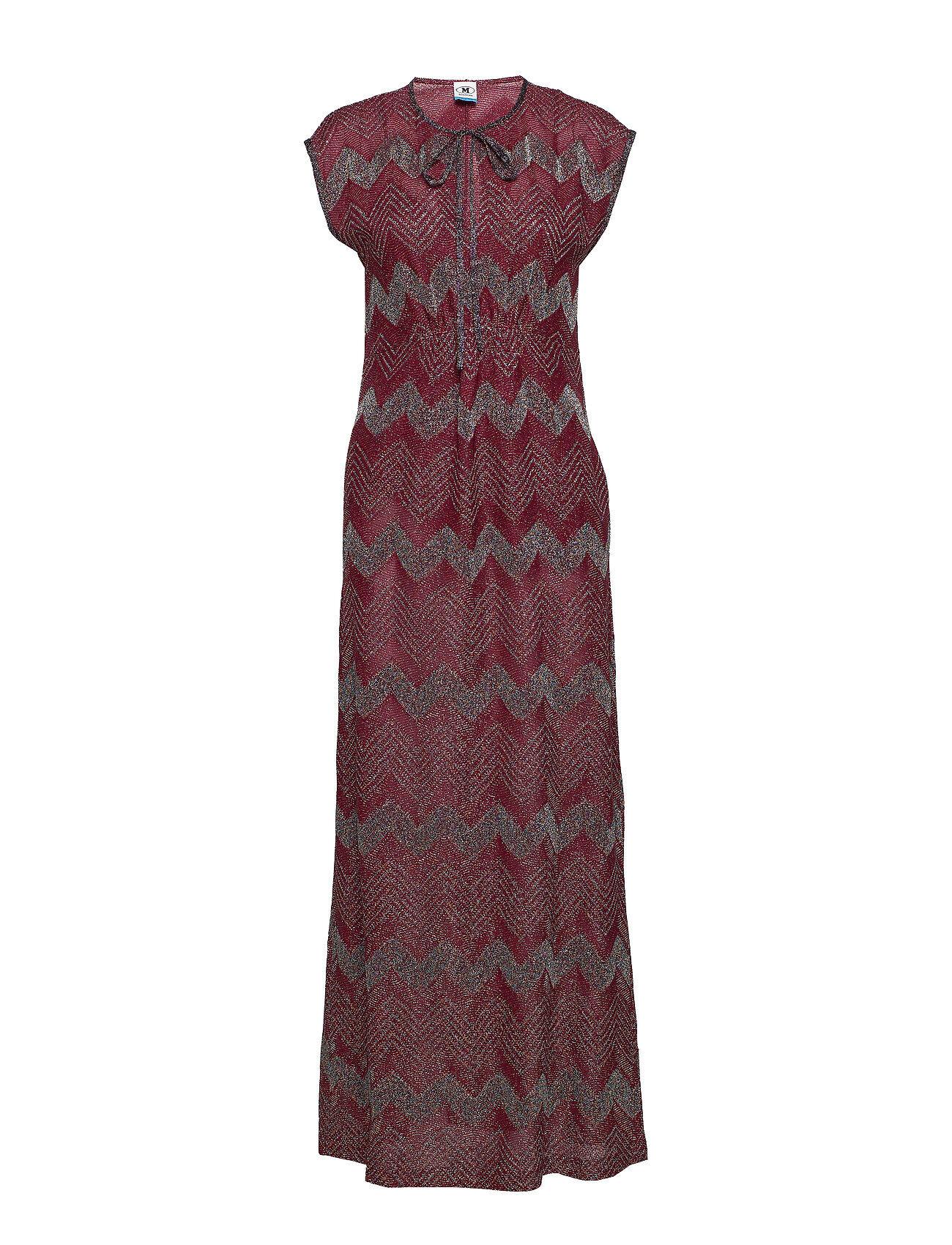 M Missoni Long Dress Maksimekko Juhlamekko Punainen M Missoni