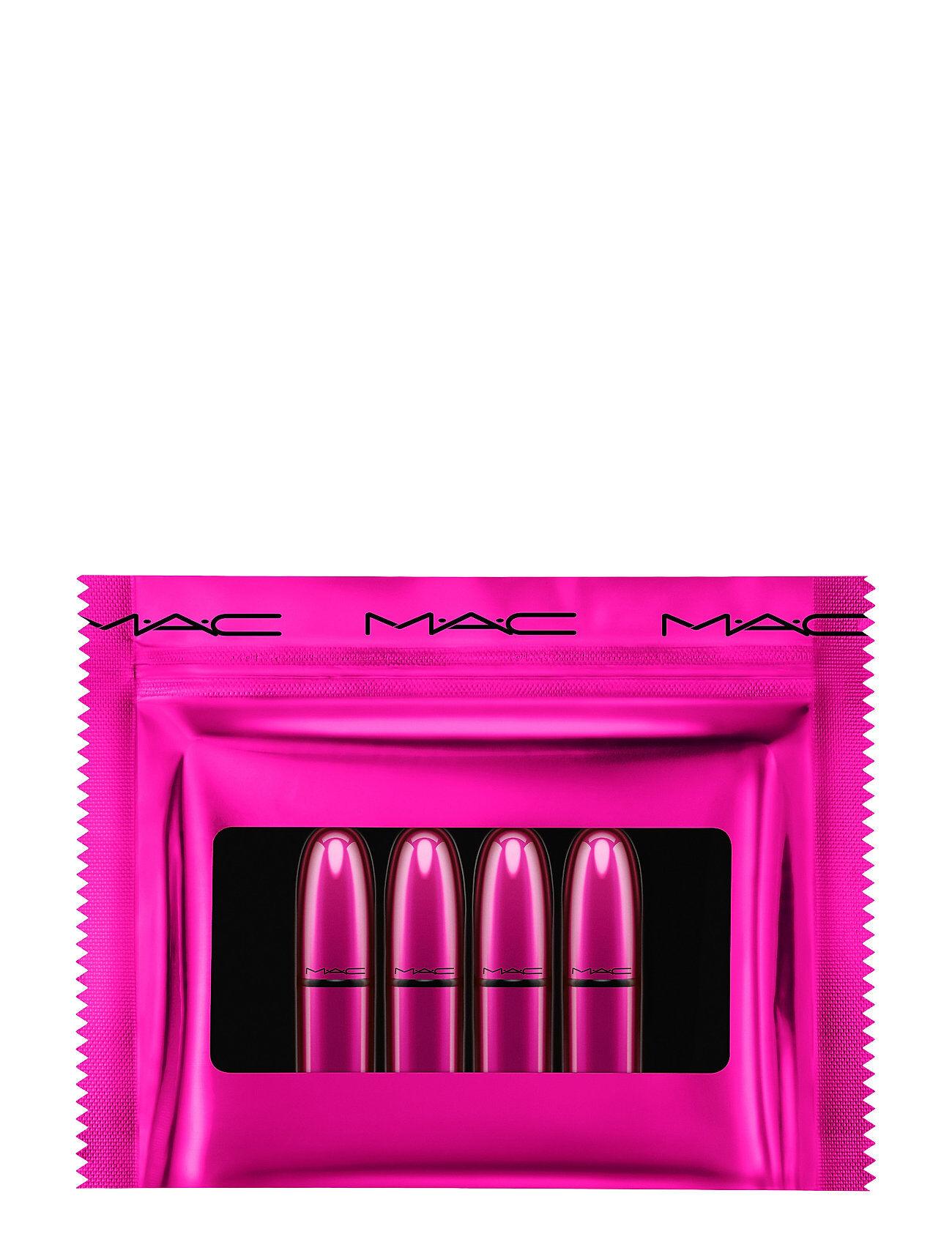 M.A.C. Shiny Pretty Things Party Favours Mini Lipsticks Bright