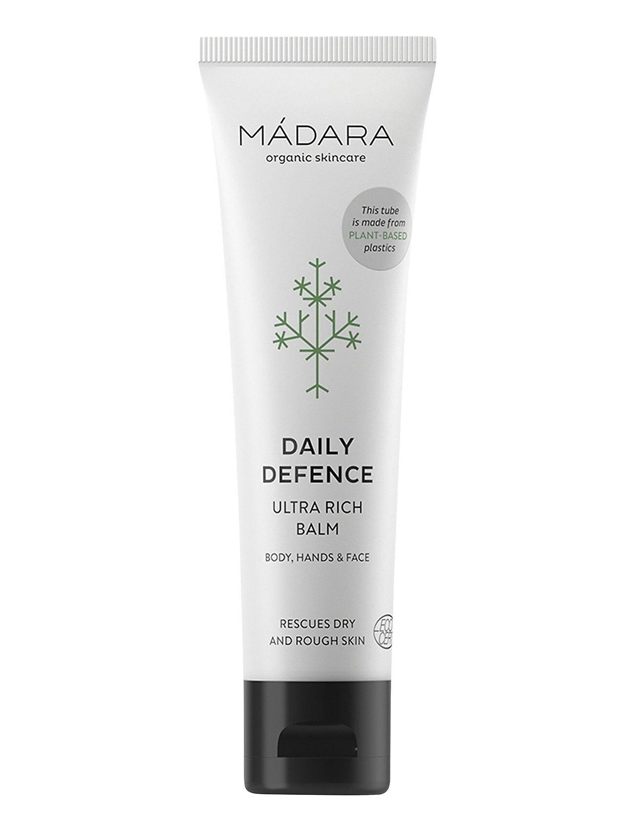 MÁDARA Ultra Rich Balm  Daily Defense , 60 Ml