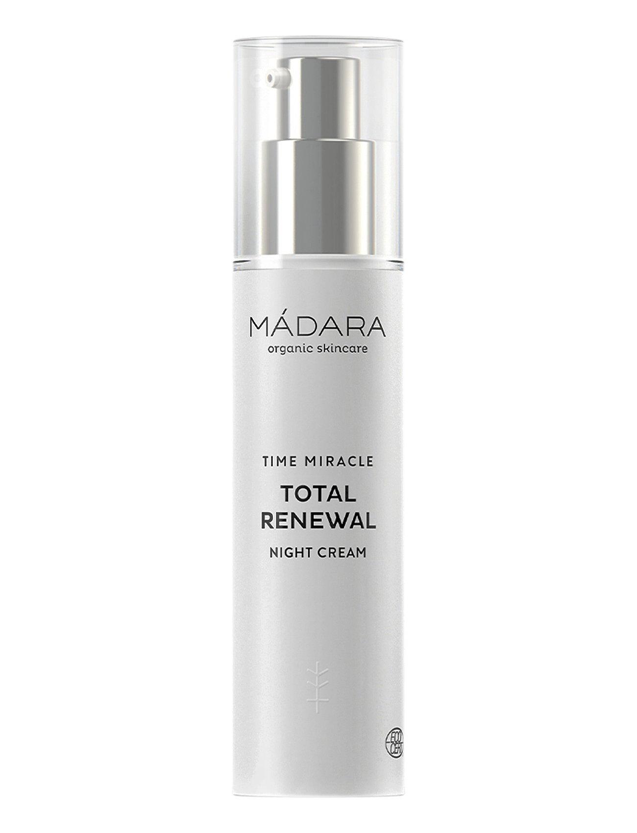 MÁDARA Total Renewal Night Cream, 50 Ml