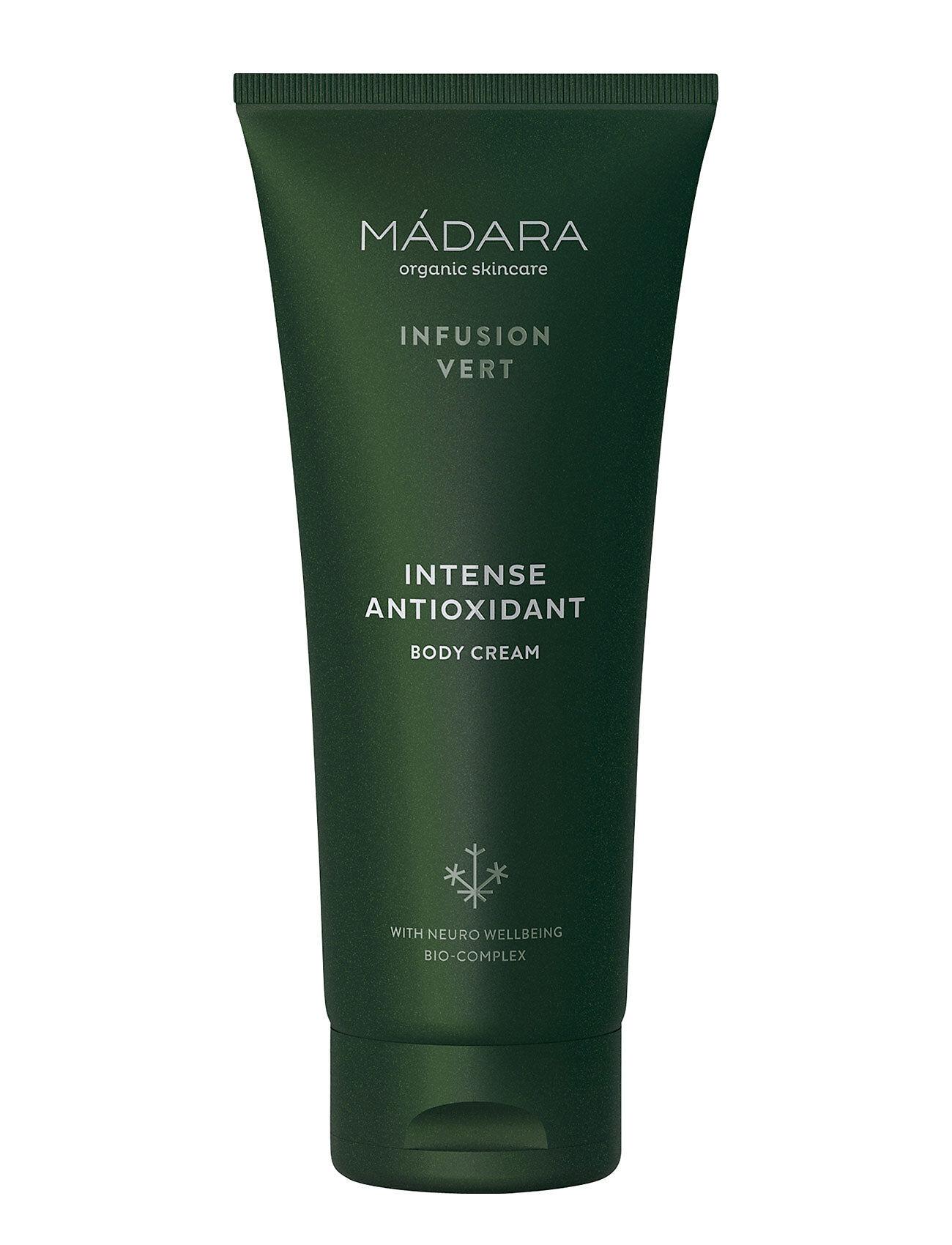 MÁDARA Infusion Vert Intense Antioxidant Body Cream, 200 Ml