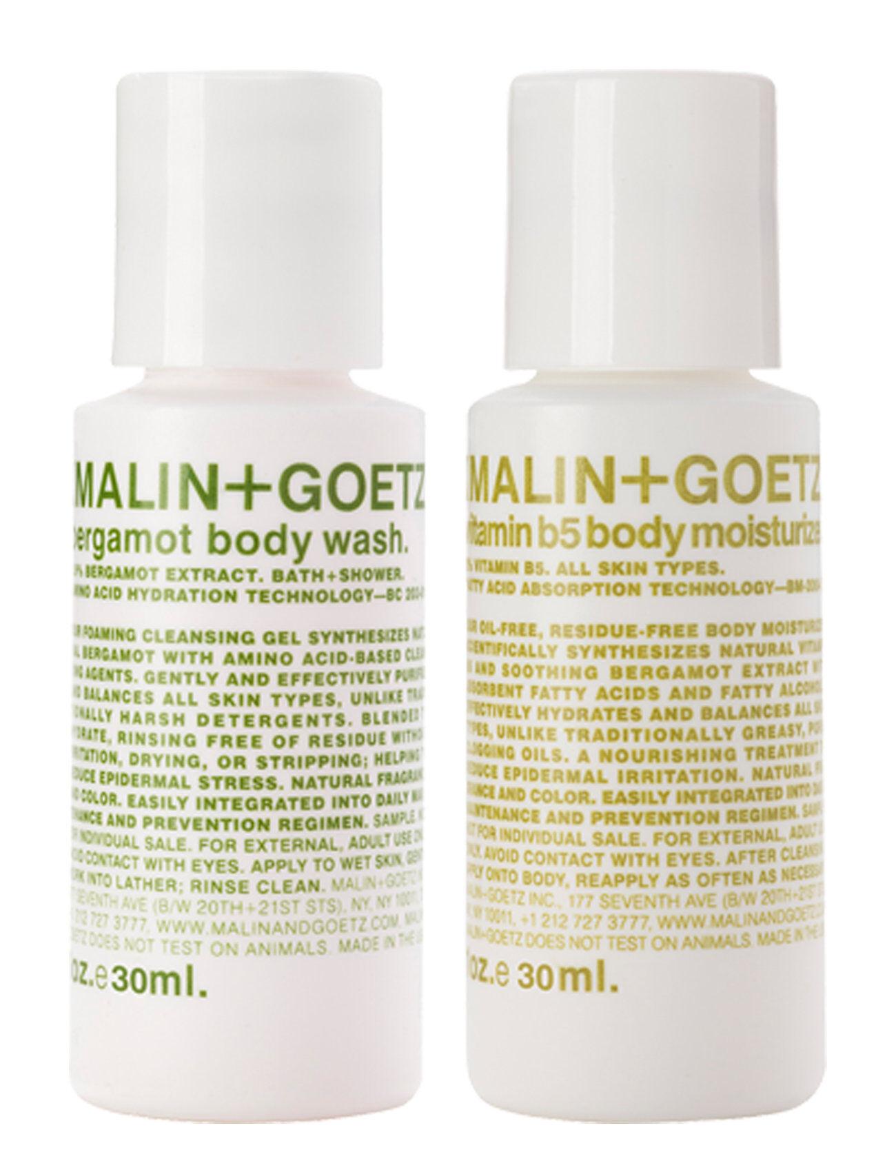 MALIN+GOETZ Body Essentials Duo Kylpysetti Ihonhoito Nude MALIN+GOETZ