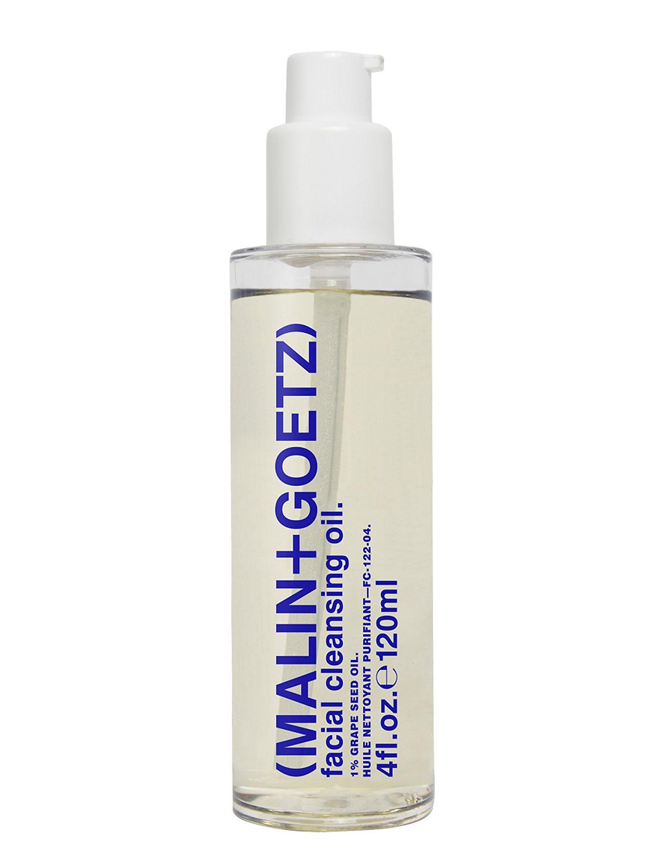 MALIN+GOETZ Facial Cleansing Oil Kasvojenpuhdistus Meikinpoisto Cleanser Nude MALIN+GOETZ