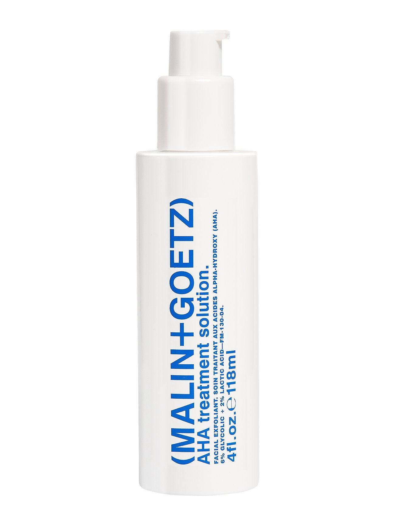 MALIN+GOETZ Aha Treatment Solution Kasvojen Ihonhoito Nude MALIN+GOETZ
