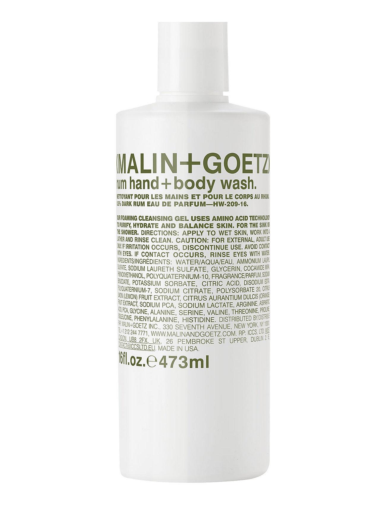 MALIN+GOETZ Rum Body Wash Suihkugeeli Nude MALIN+GOETZ