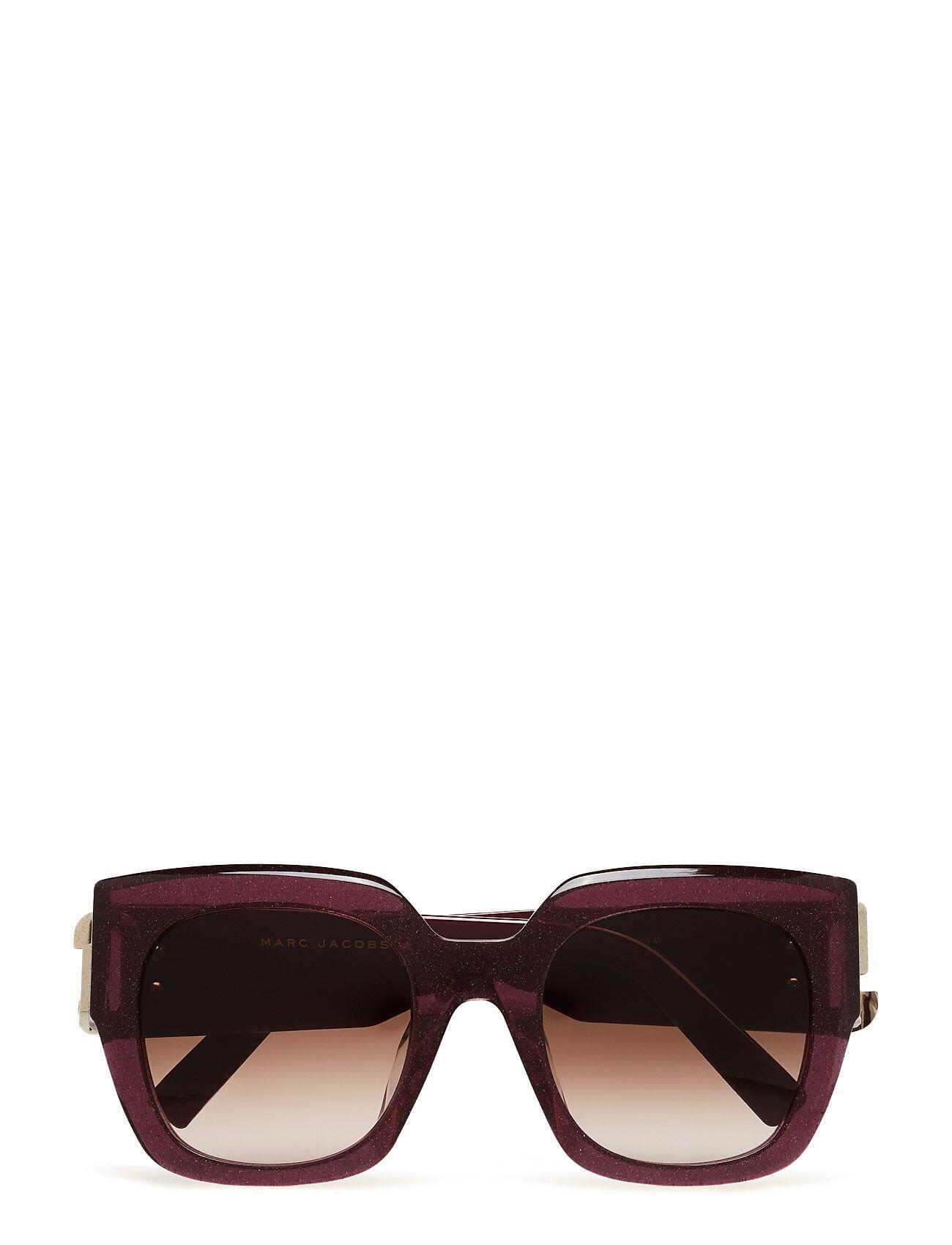Image of Marc Jacobs Sunglasses Marc 110/S Neliönmuotoiset Aurinkolasit Ruskea Marc Jacobs Sunglasses