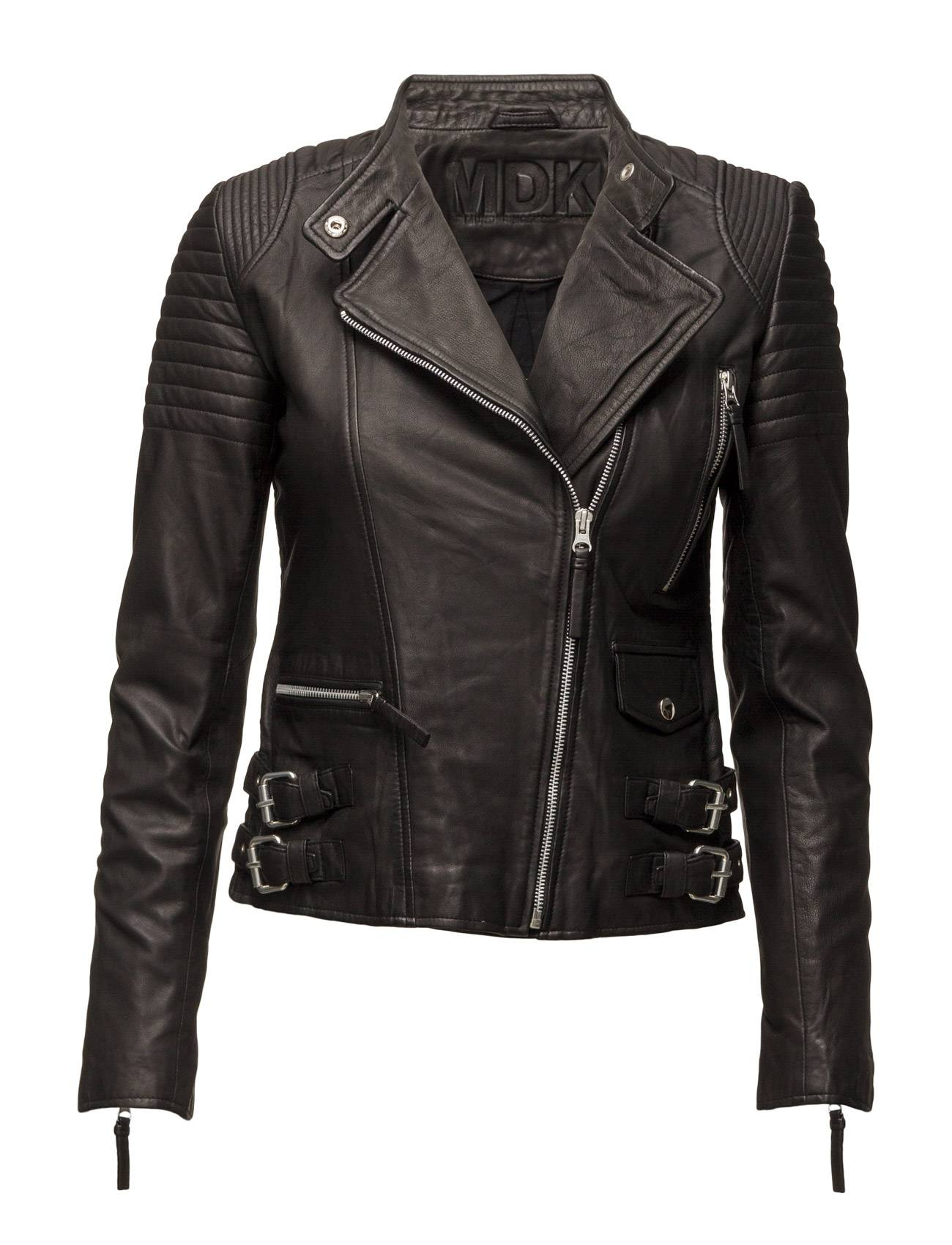 MDK / Munderingskompagniet City Biker Leather Jacket