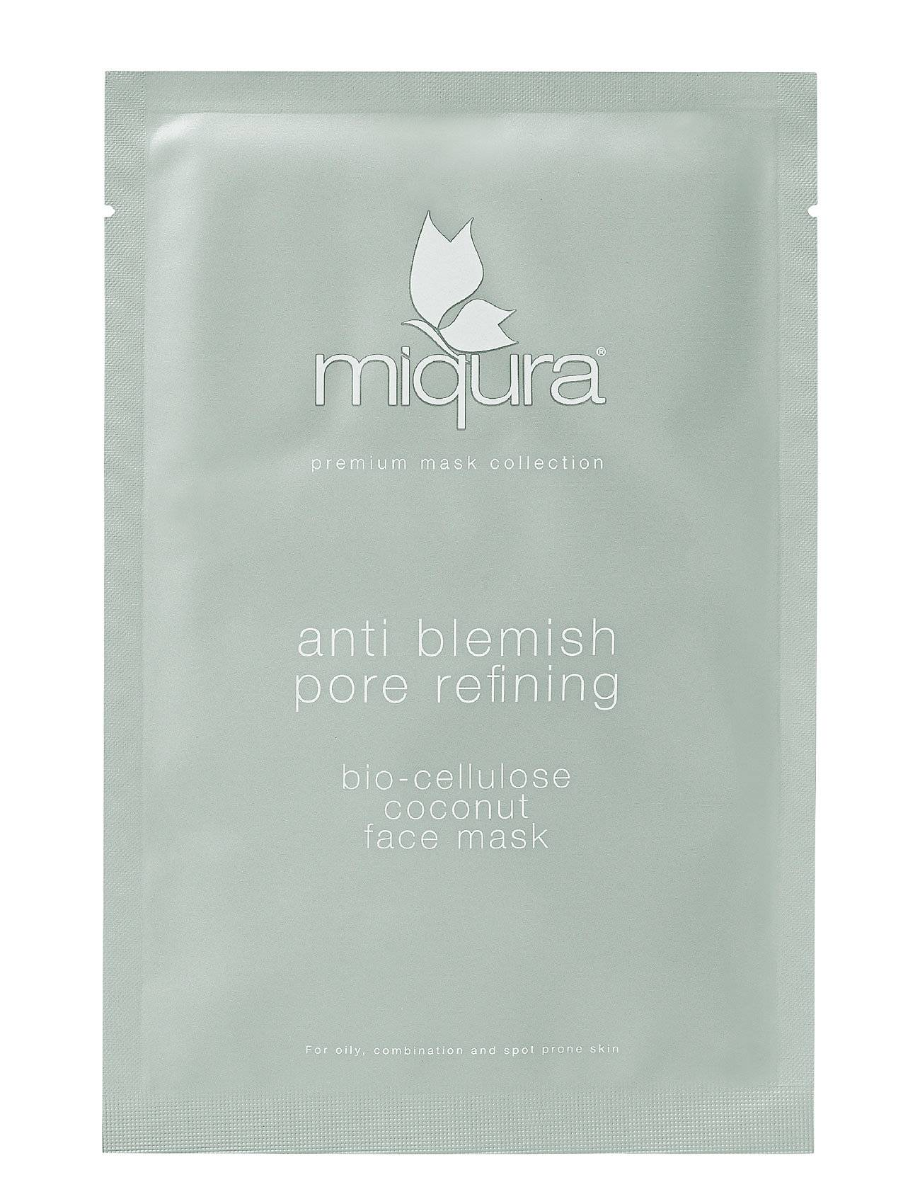 Miqura Anti Blemish Pore Refining Bio Cellulose Sheet Mask