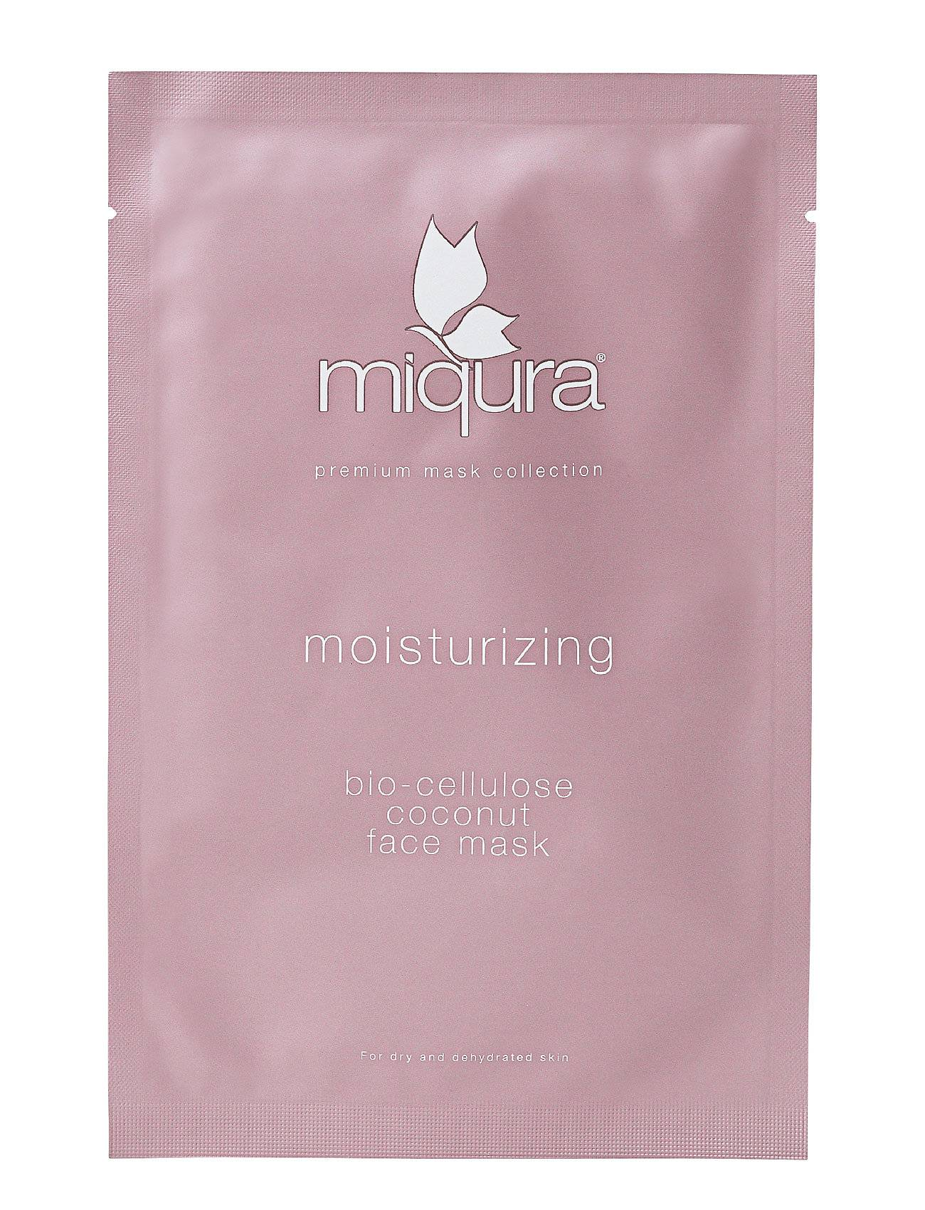 Miqura Moisturizing Bio Cellulose Sheet Mask Beauty WOMEN Skin Care Face Sheet Mask Nude Miqura