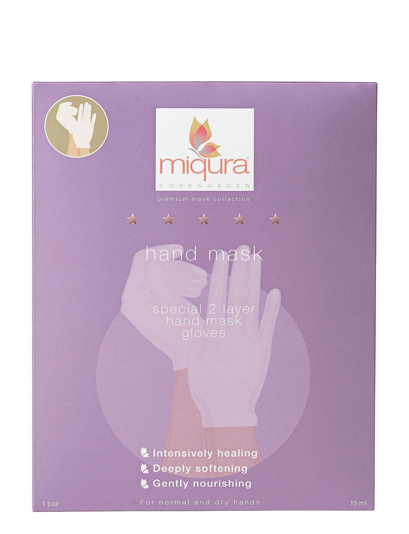Miqura Premium Hand Mask (1 Pair) Box