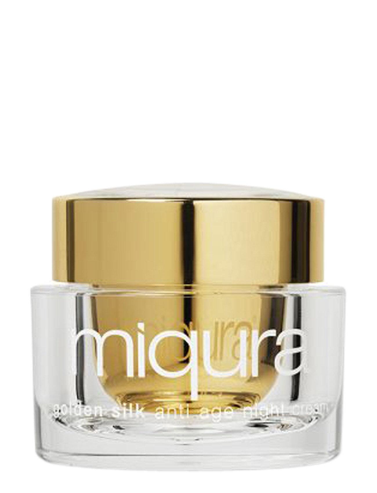 Miqura Golden Silk Anti Age Night Cream