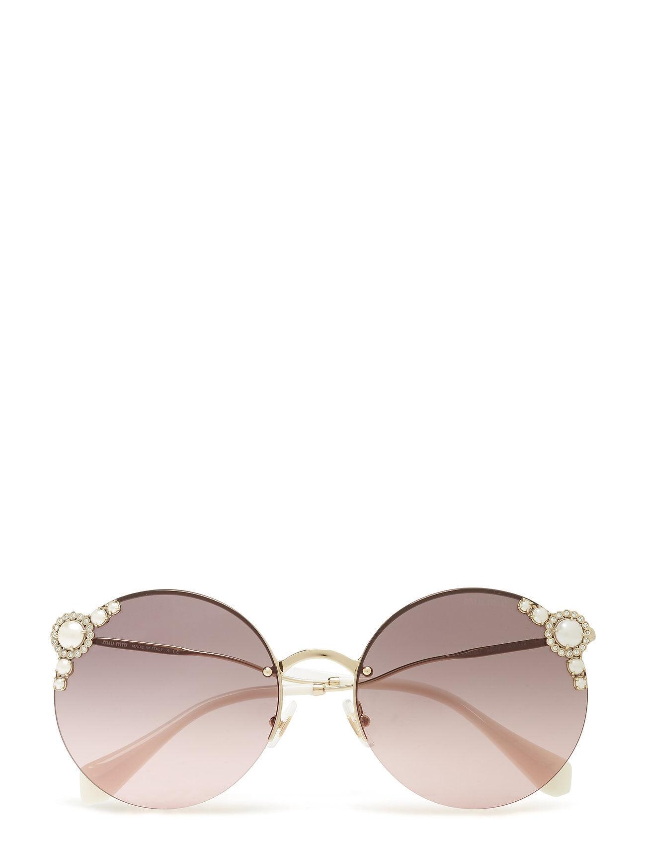Miu Miu Sunglasses 0mu 52ts