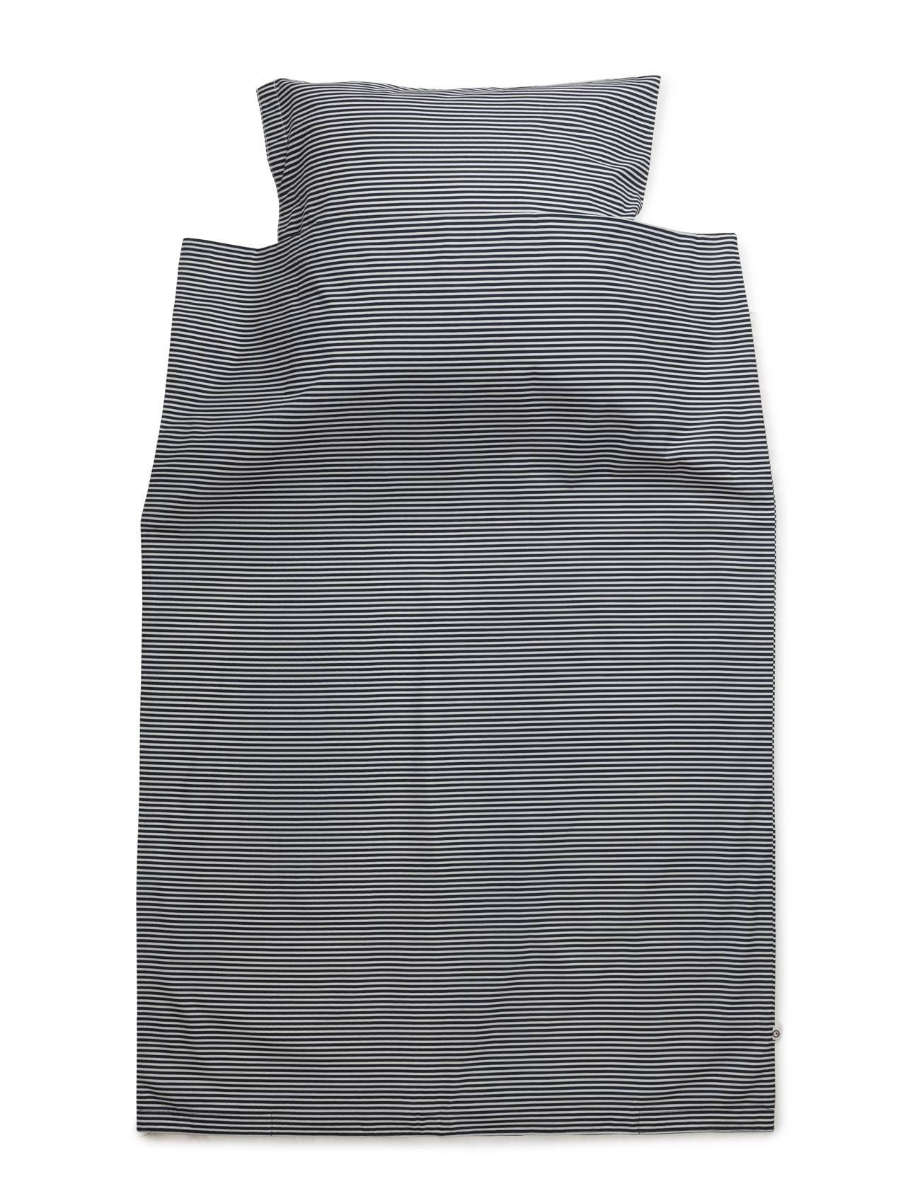 Müsli by Green Cotton Stripe Bed Linen Junior
