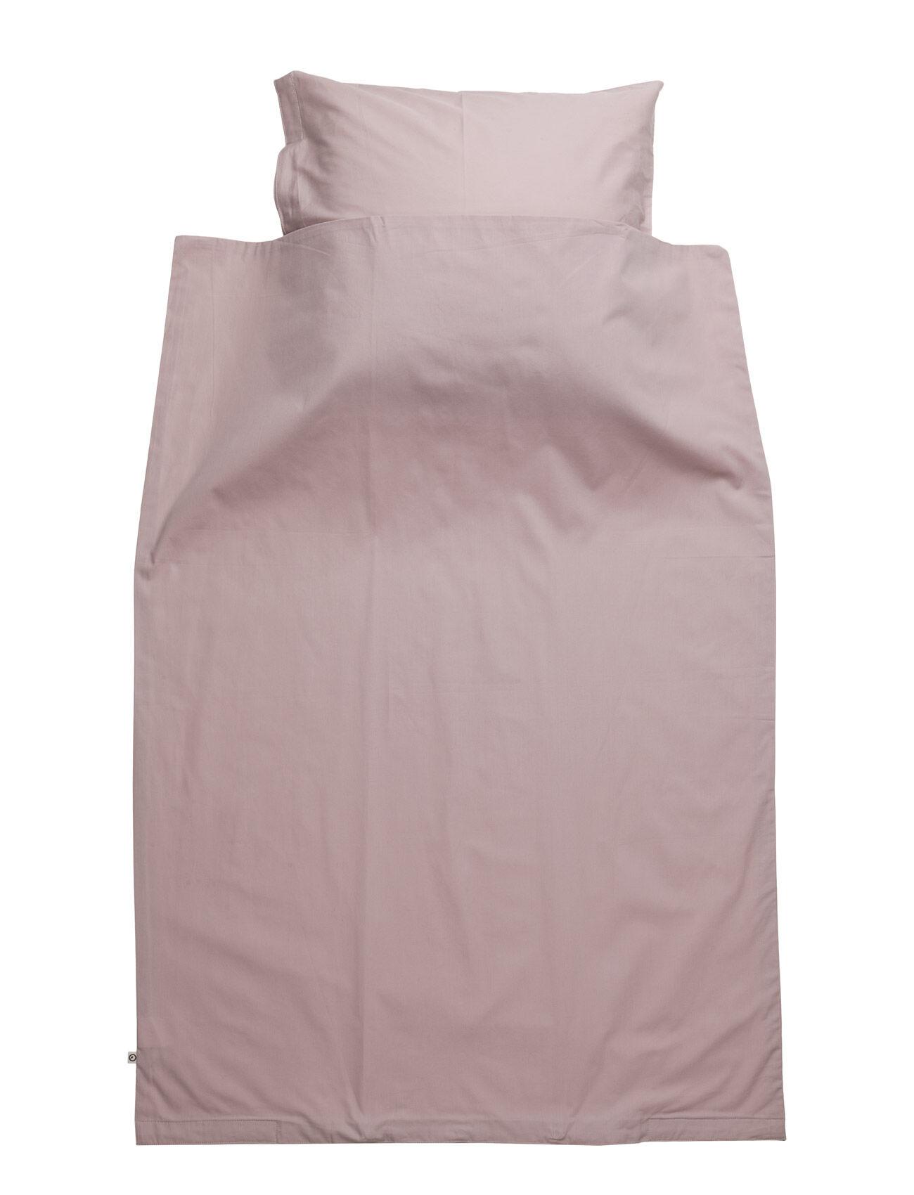 Müsli by Green Cotton Solid Bed Linen Junior