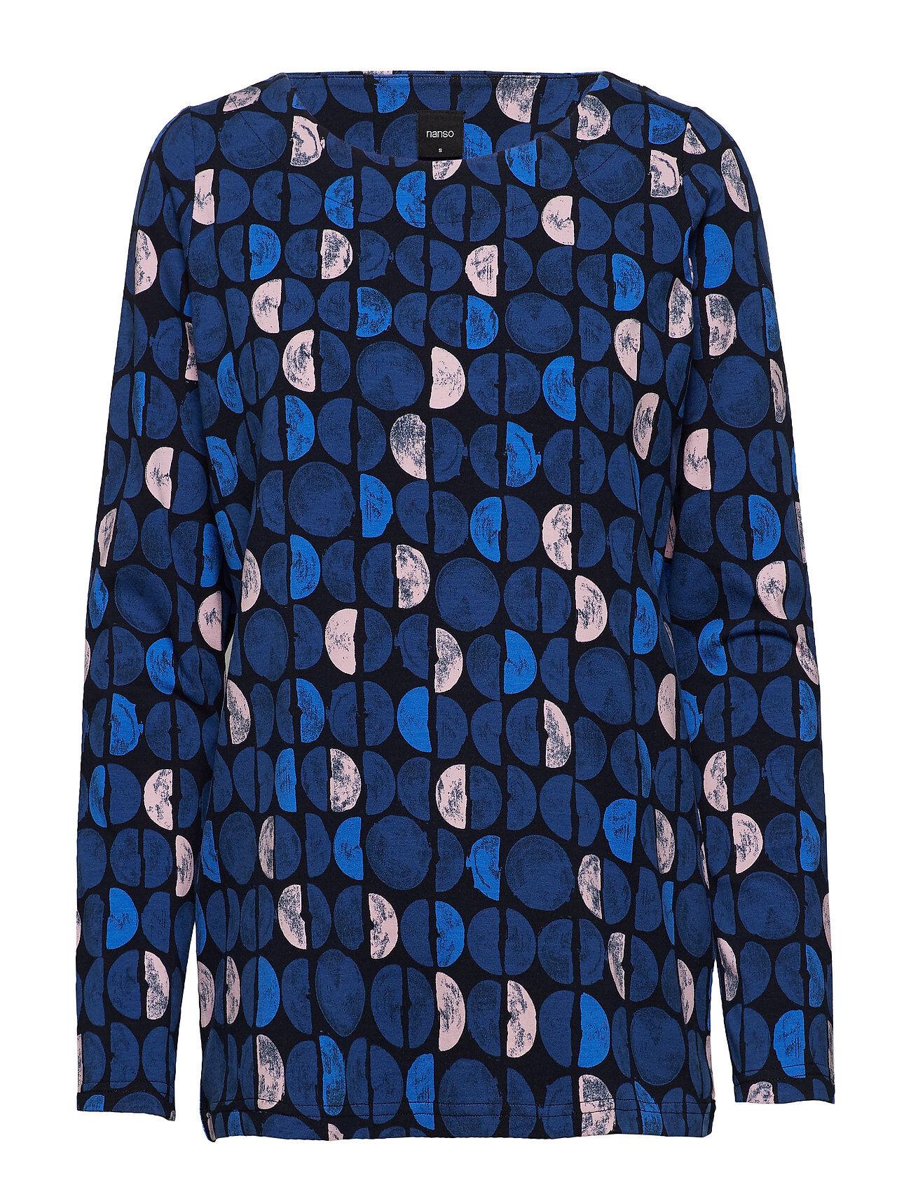 Nanso Ladies Shirt, Puolikas