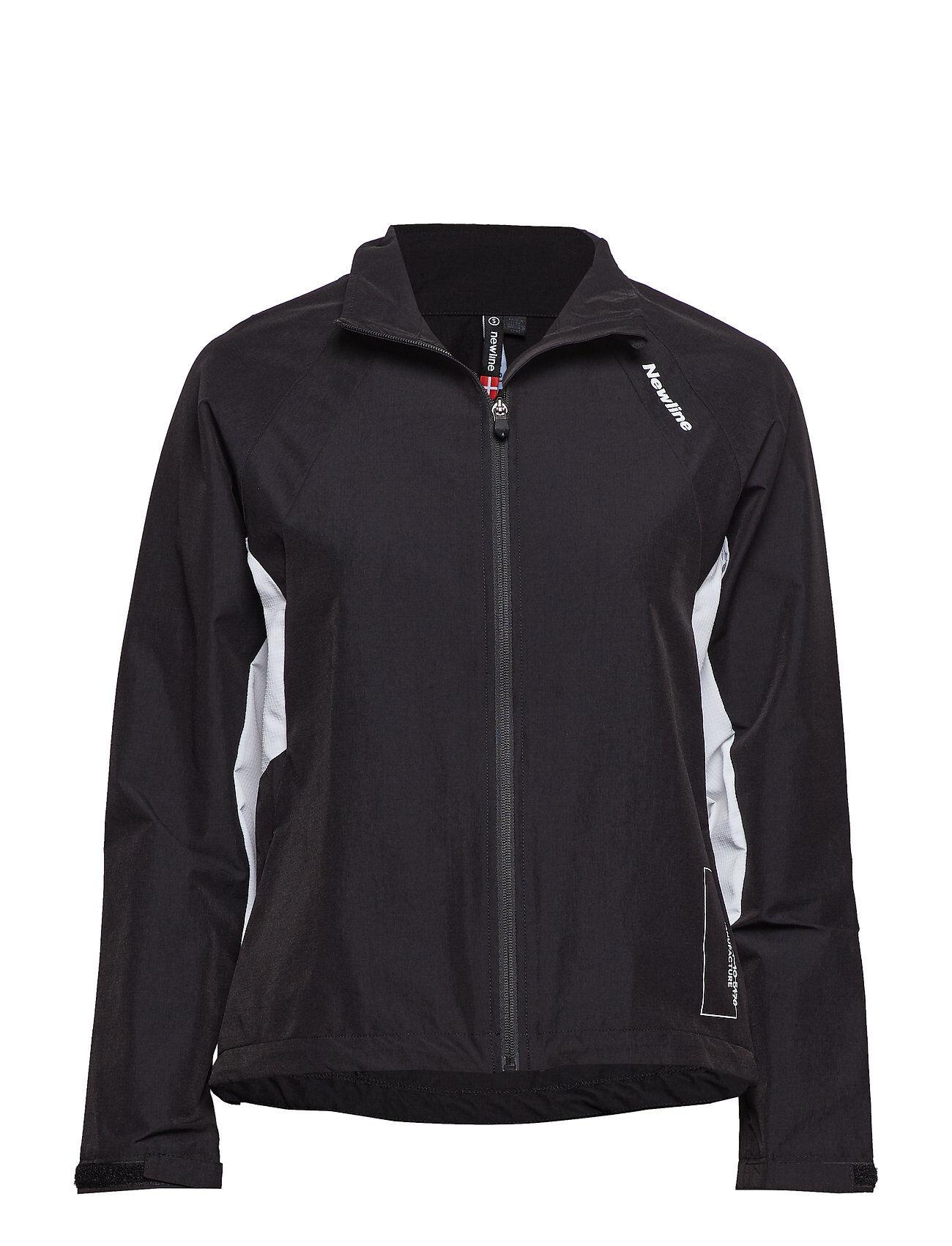 Newline Black Training Utility Jacket