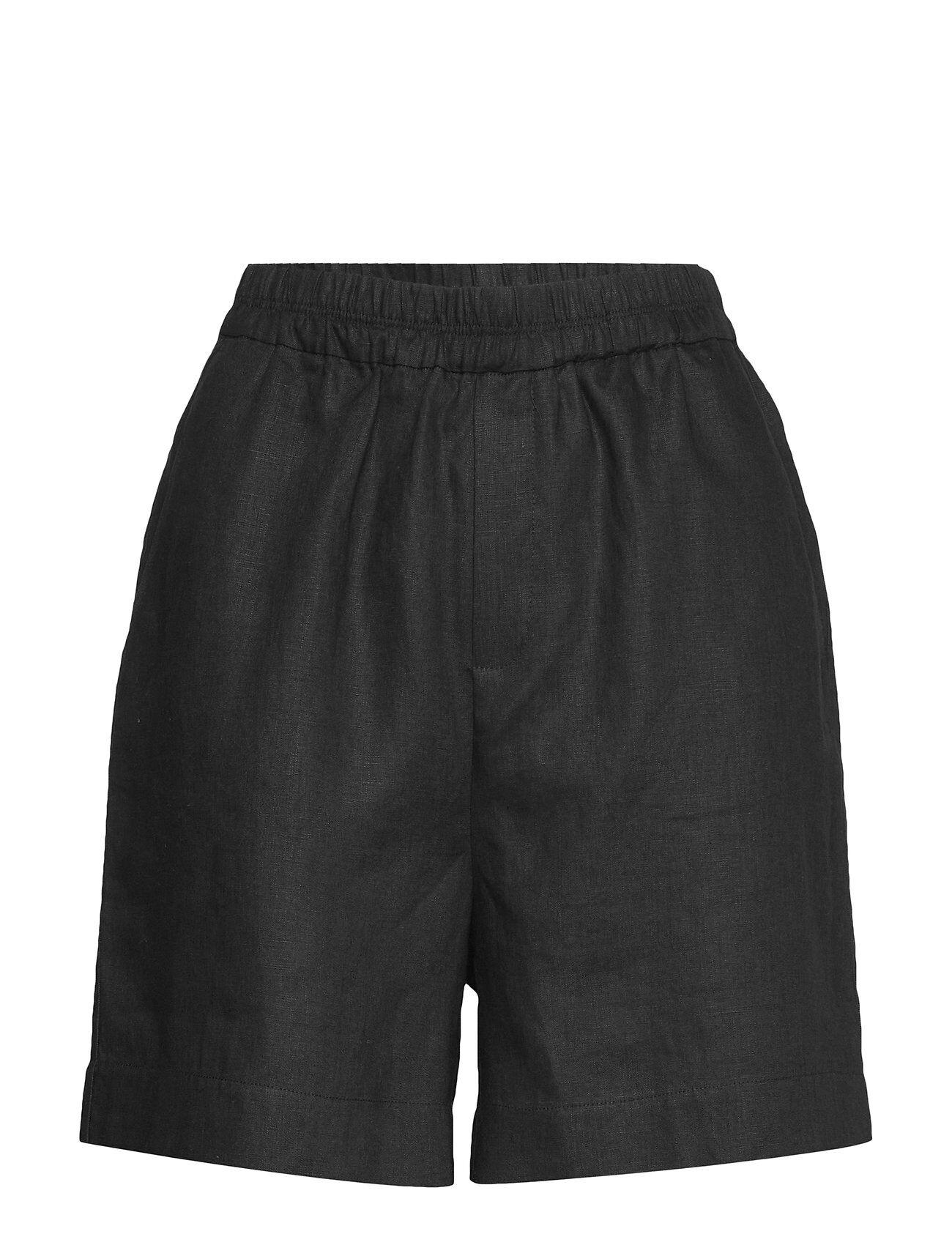 Noa Noa Shorts Shorts Flowy Shorts/Casual Shorts Musta Noa Noa