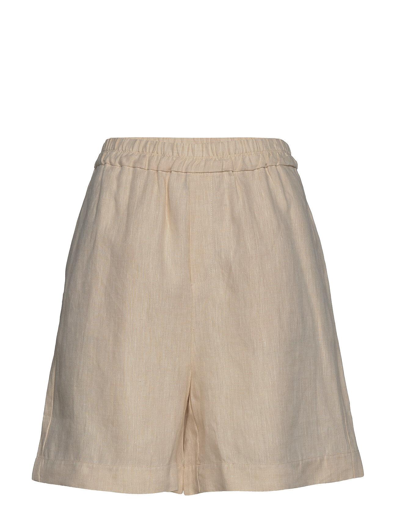 Noa Noa Shorts Shorts Flowy Shorts/Casual Shorts Beige Noa Noa