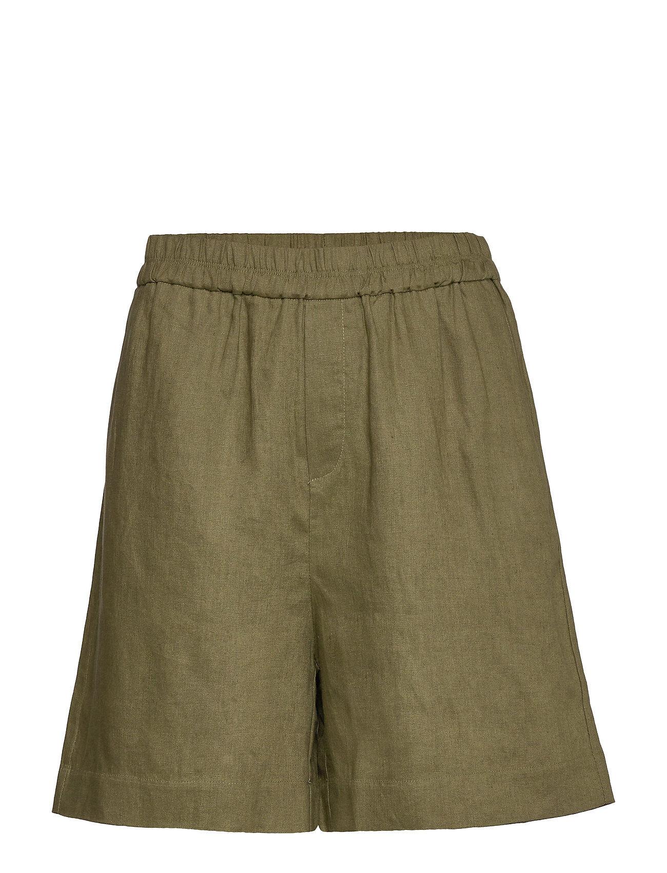 Noa Noa Shorts Shorts Flowy Shorts/Casual Shorts Vihreä Noa Noa
