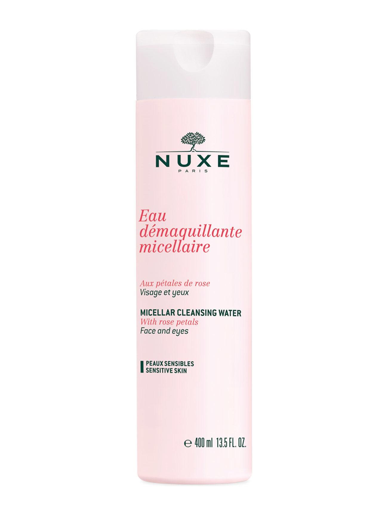 NUXE Rose Micellar Cleansing Water 400 Ml