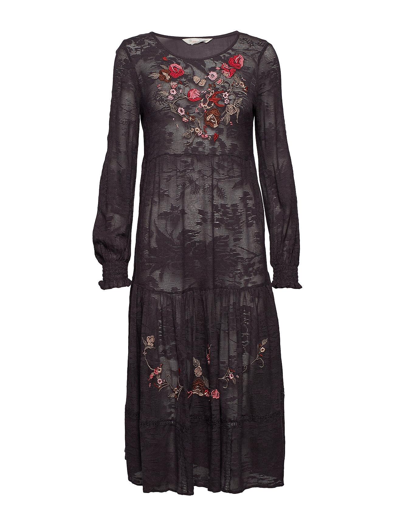 Image of ODD MOLLY Misty Magic Dress Polvipituinen Mekko Musta ODD MOLLY