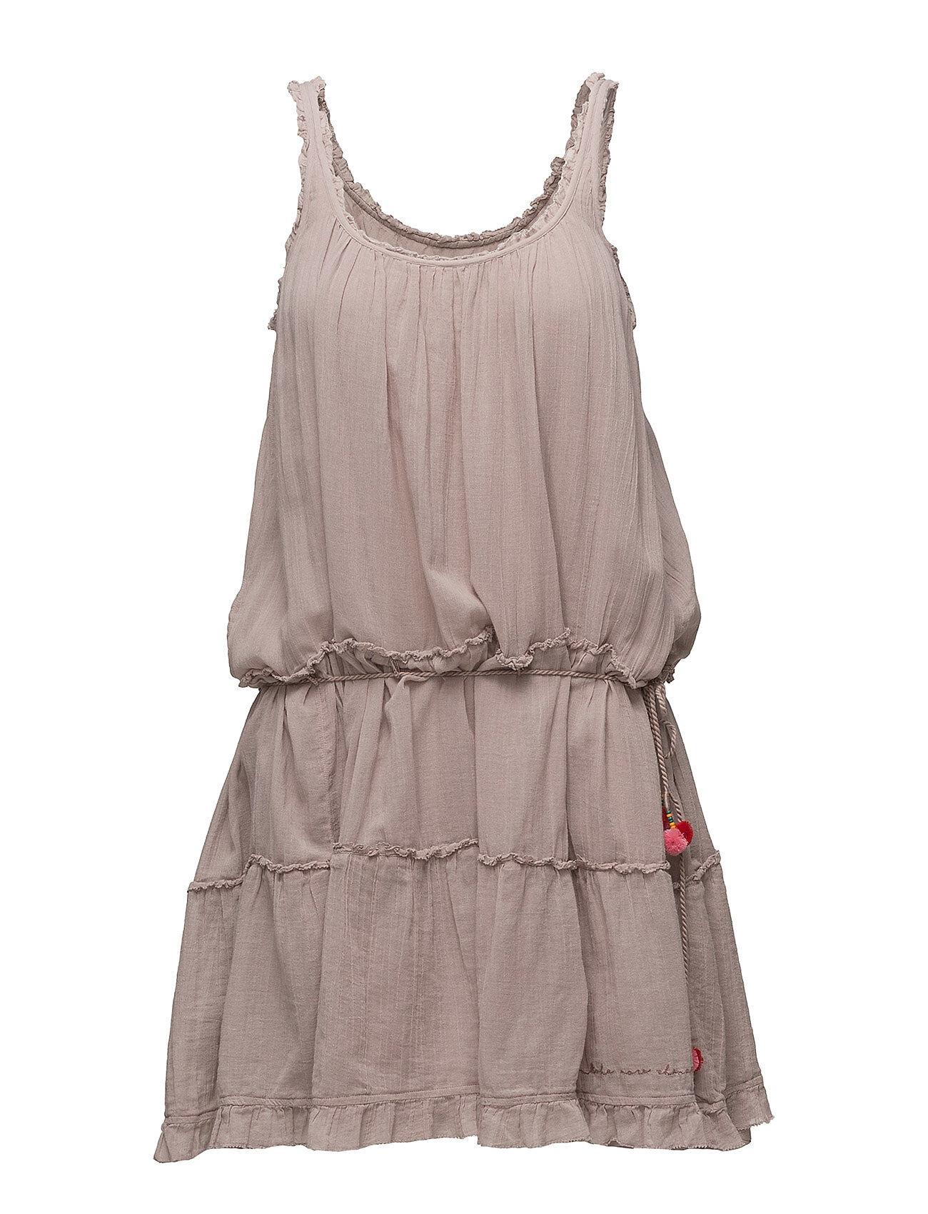 Image of ODD MOLLY Love Crush Dress Lyhyt Mekko Beige ODD MOLLY