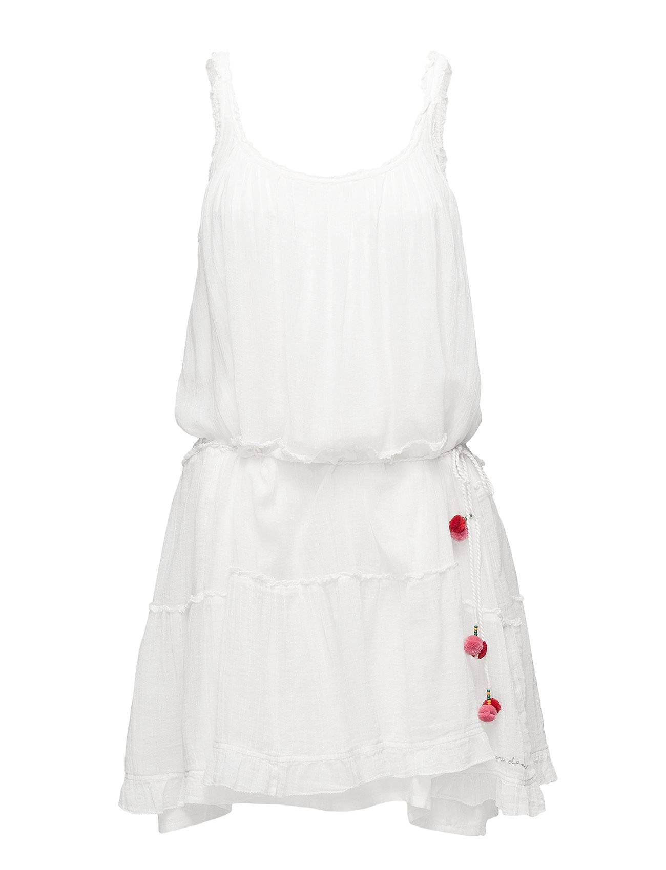 Image of ODD MOLLY Love Crush Dress Lyhyt Mekko Valkoinen ODD MOLLY