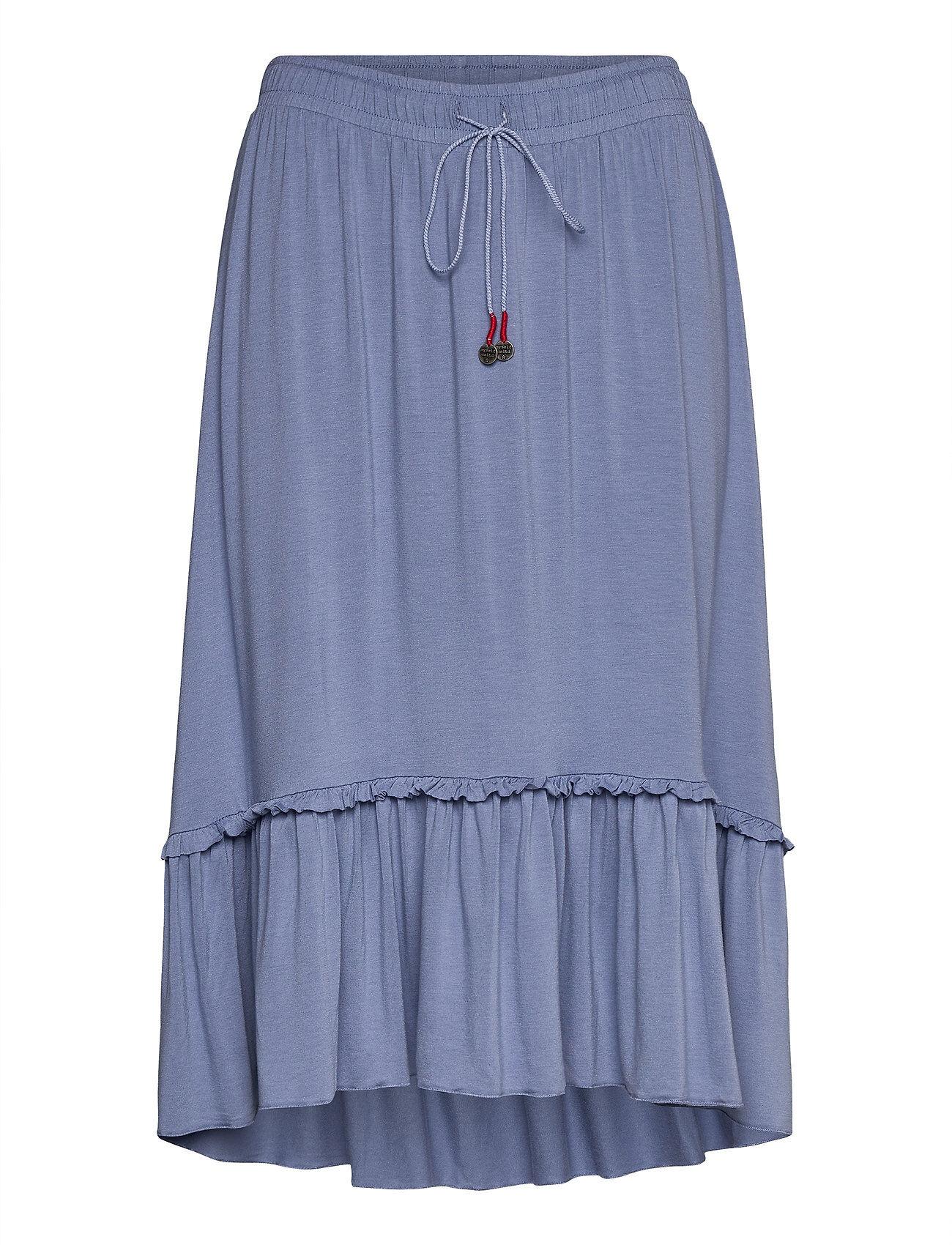 ODD MOLLY My Beloved Skirt Polvipituinen Hame Sininen ODD MOLLY