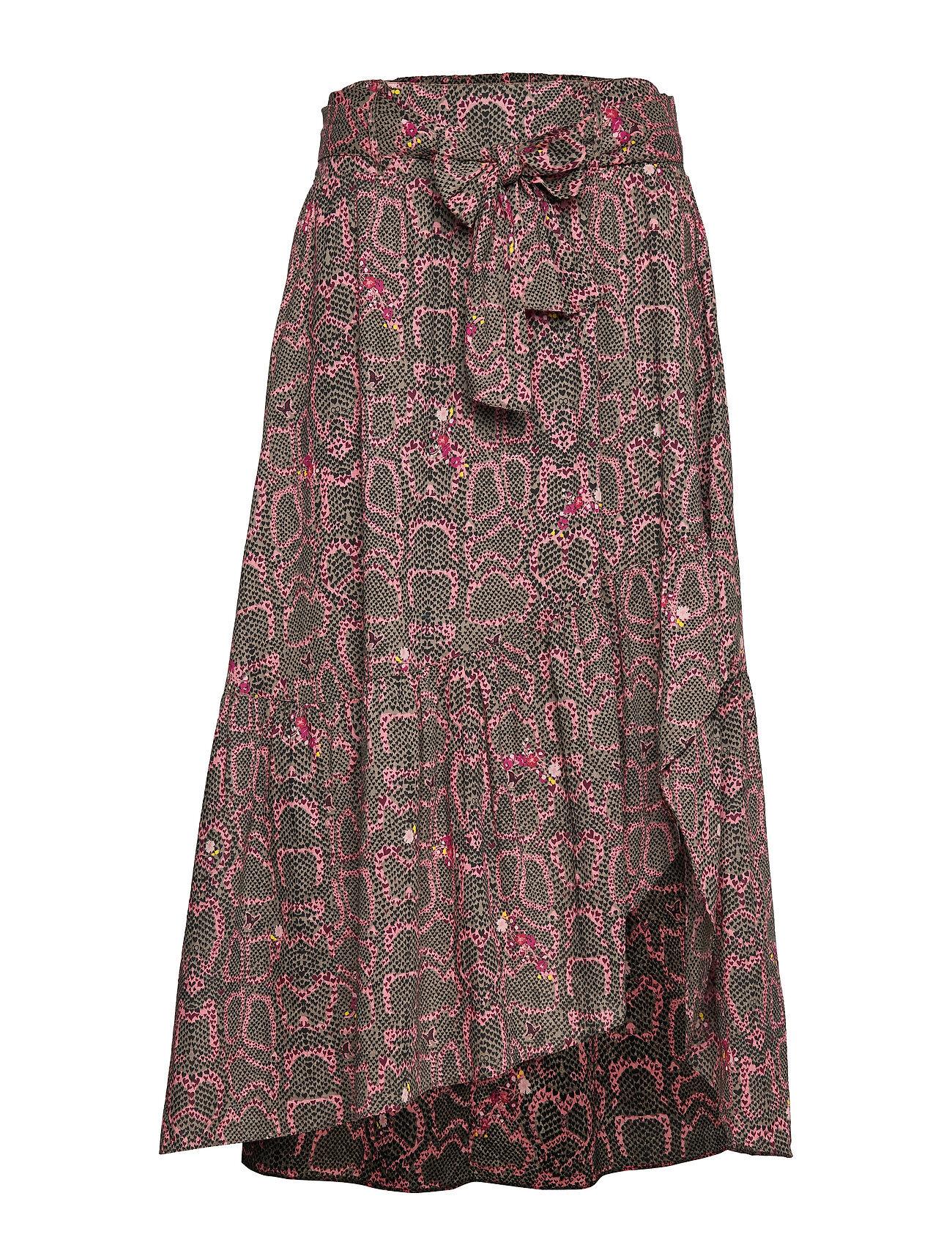 Image of ODD MOLLY For The Love Of Lust Skirt Polvipituinen Hame Monivärinen/Kuvioitu ODD MOLLY