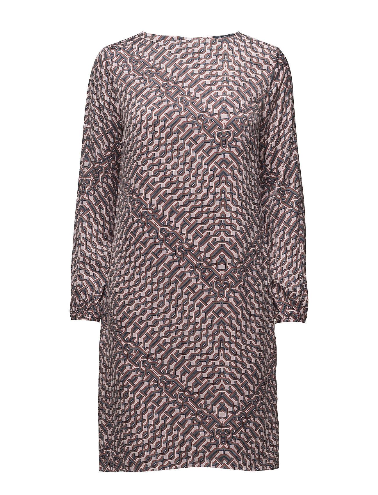 Park Lane Dress Polvipituinen Mekko Vaaleanpunainen Park Lane