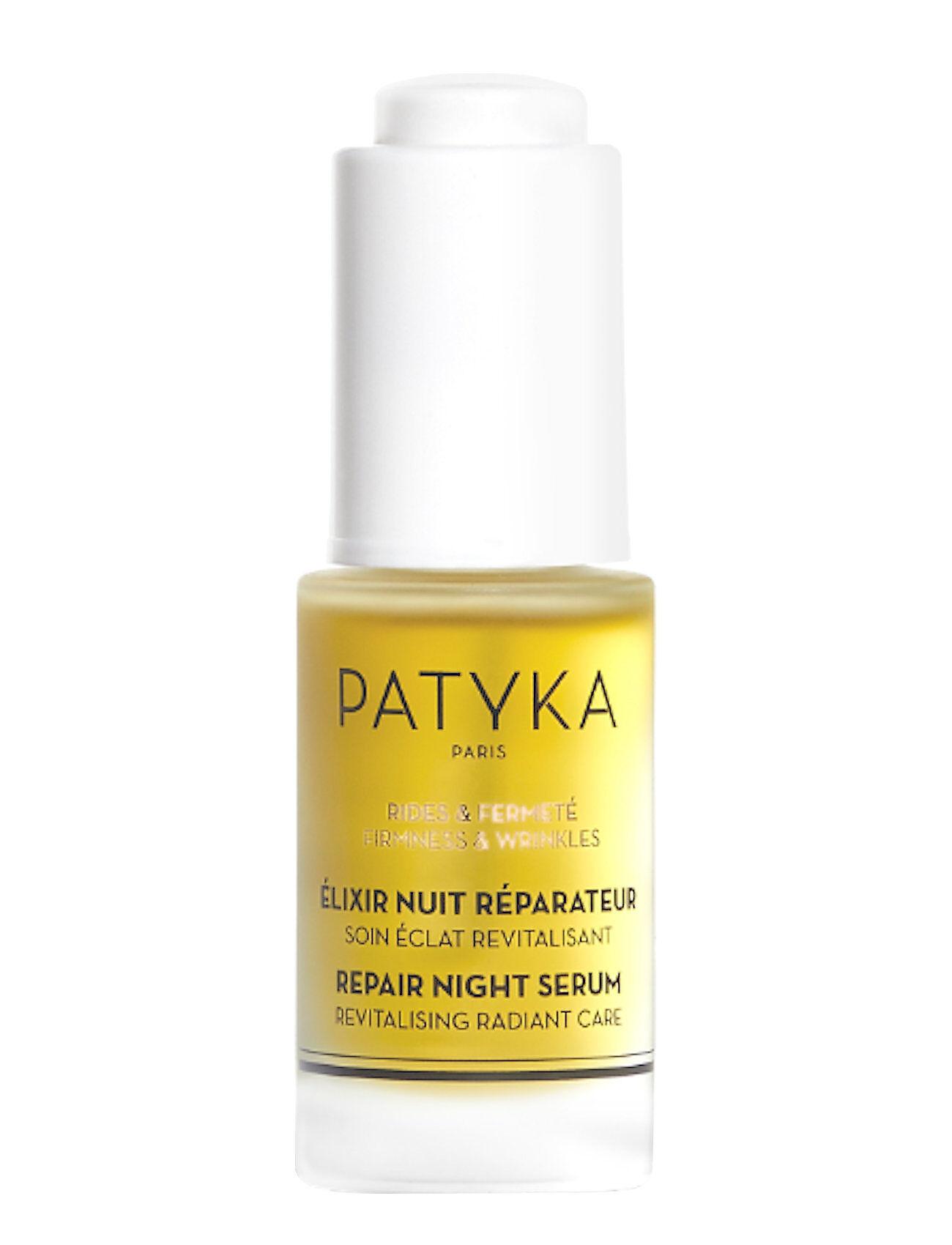 Patyka Repair Night Serum Seerumi Kasvot Ihonhoito Nude Patyka