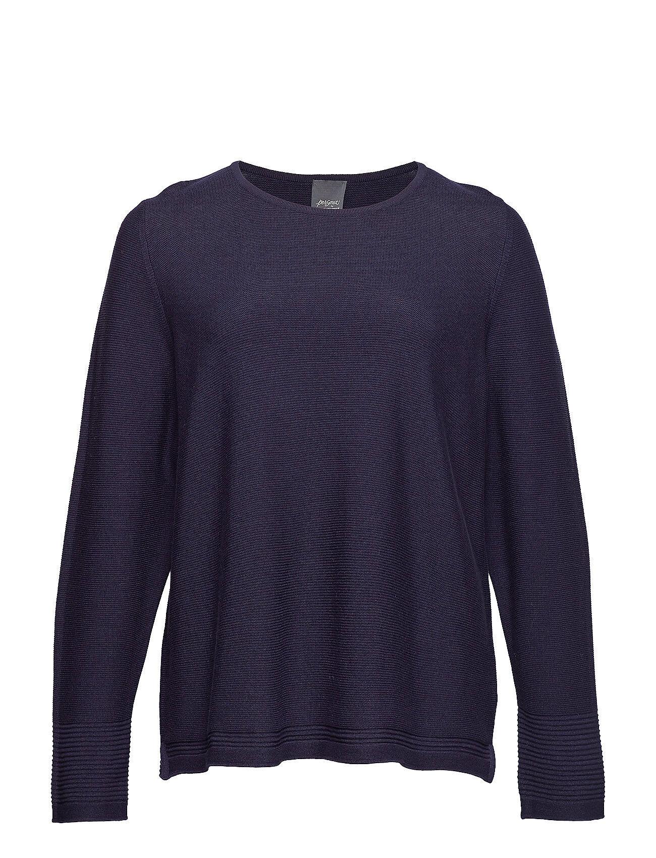 Persona by Marina Rinaldi Abissale T-shirts & Tops Long-sleeved Sininen Persona By Marina Rinaldi