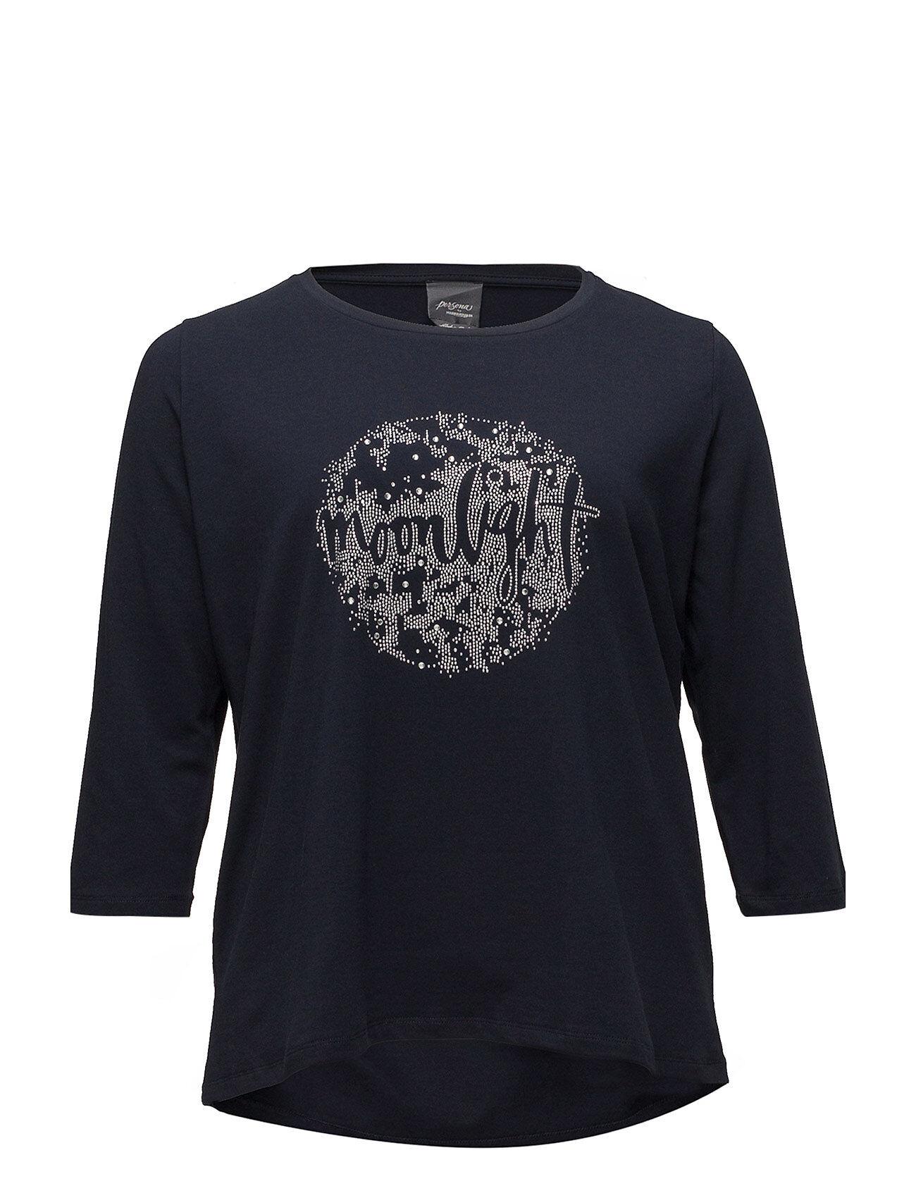 Persona by Marina Rinaldi Vaso T-shirts & Tops Long-sleeved Sininen Persona By Marina Rinaldi
